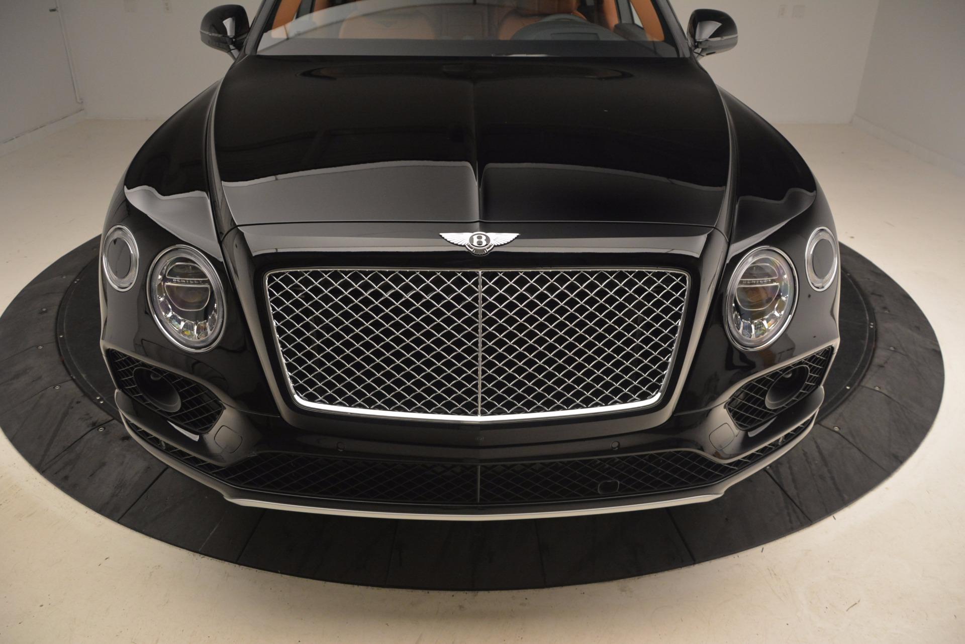 New 2018 Bentley Bentayga Onyx For Sale In Westport, CT 1428_p13