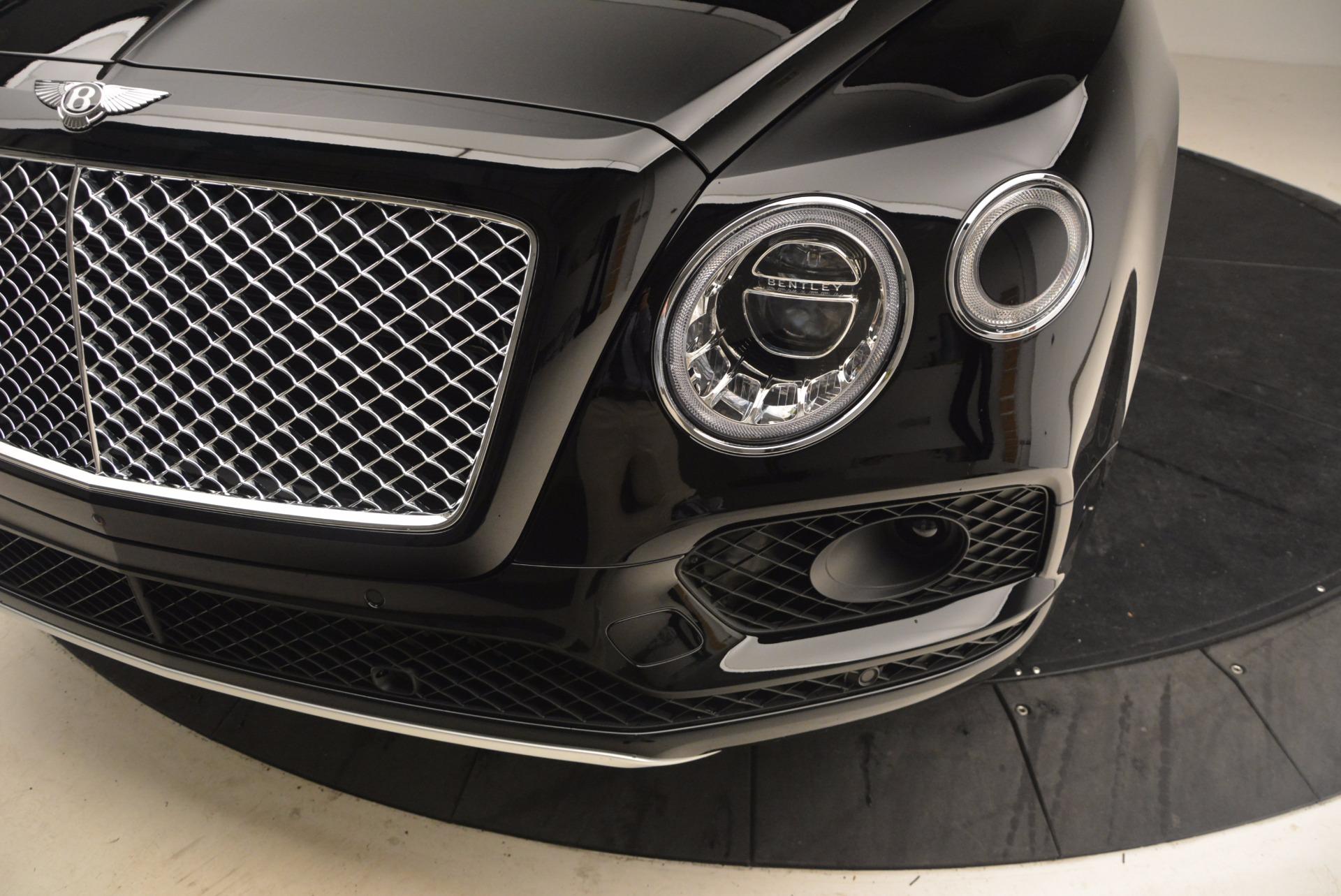 New 2018 Bentley Bentayga Onyx For Sale In Westport, CT 1428_p14