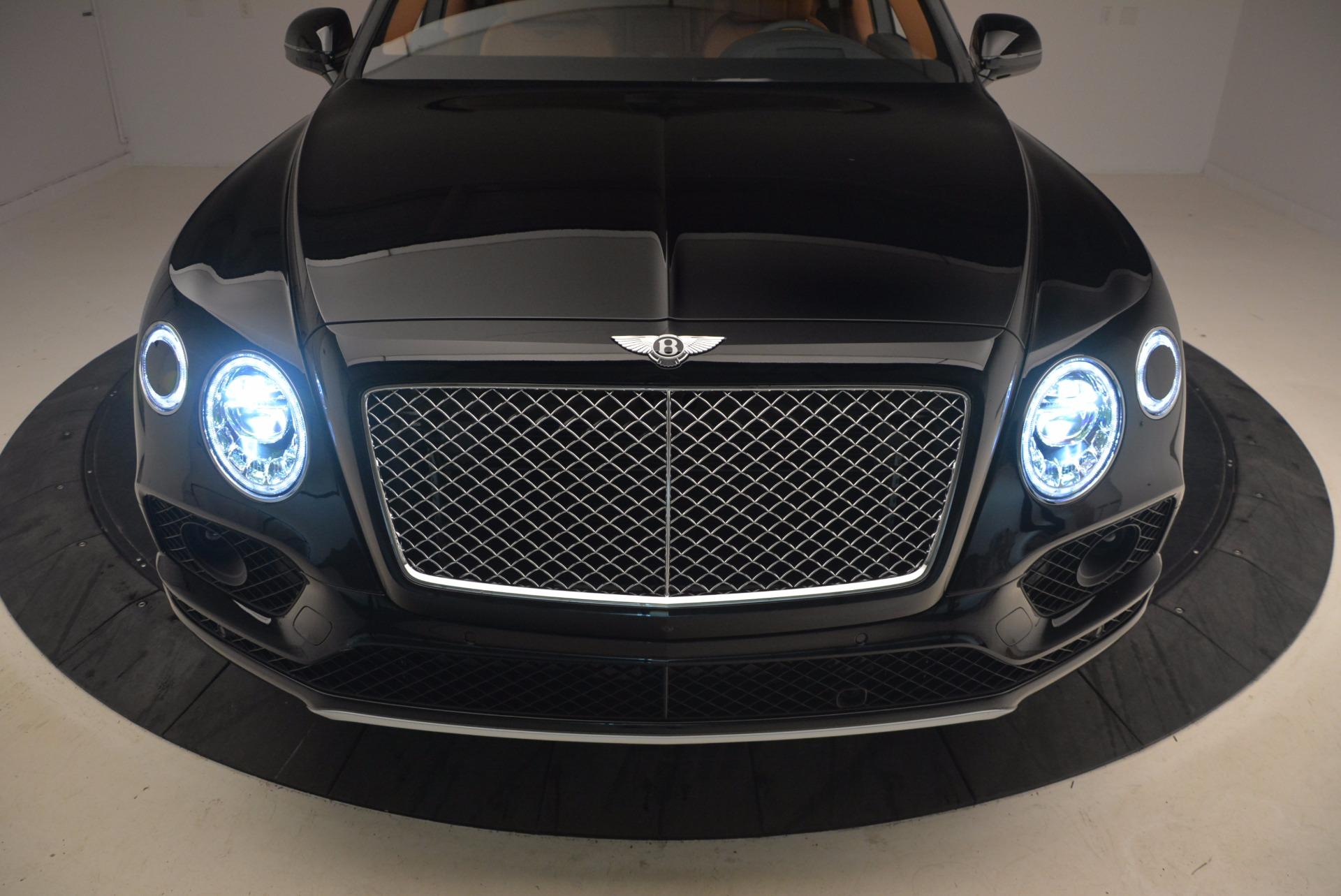 New 2018 Bentley Bentayga Onyx For Sale In Westport, CT 1428_p16