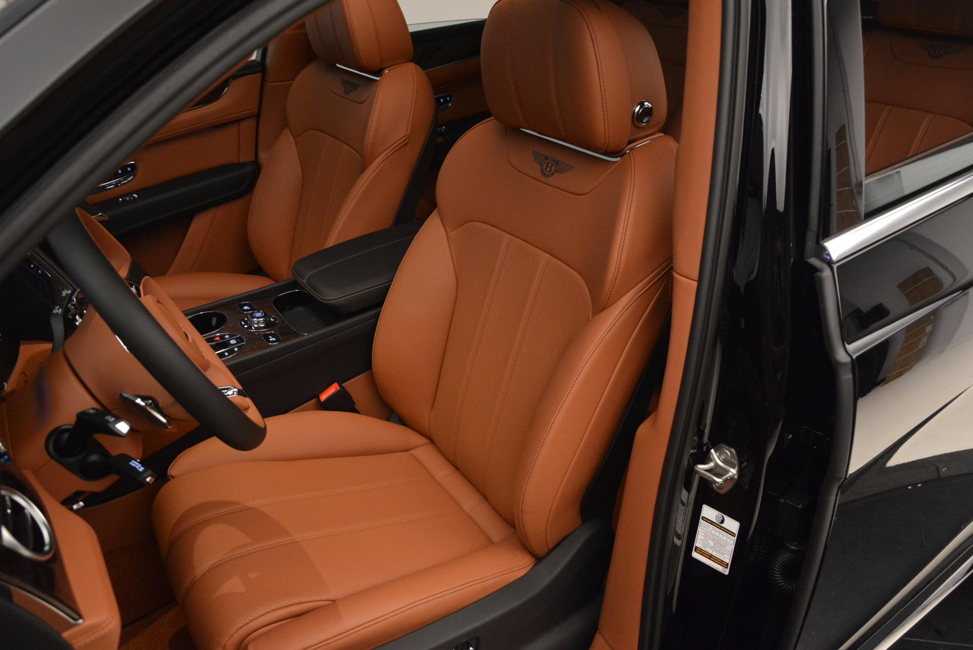 New 2018 Bentley Bentayga Onyx For Sale In Westport, CT 1428_p23