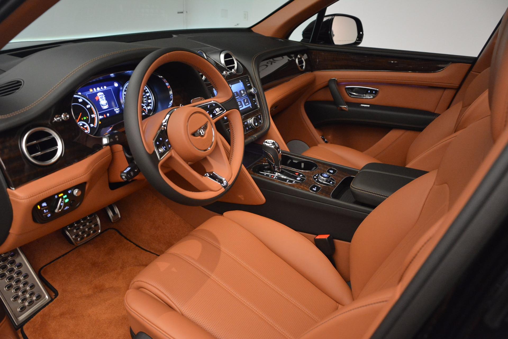 New 2018 Bentley Bentayga Onyx For Sale In Westport, CT 1428_p25