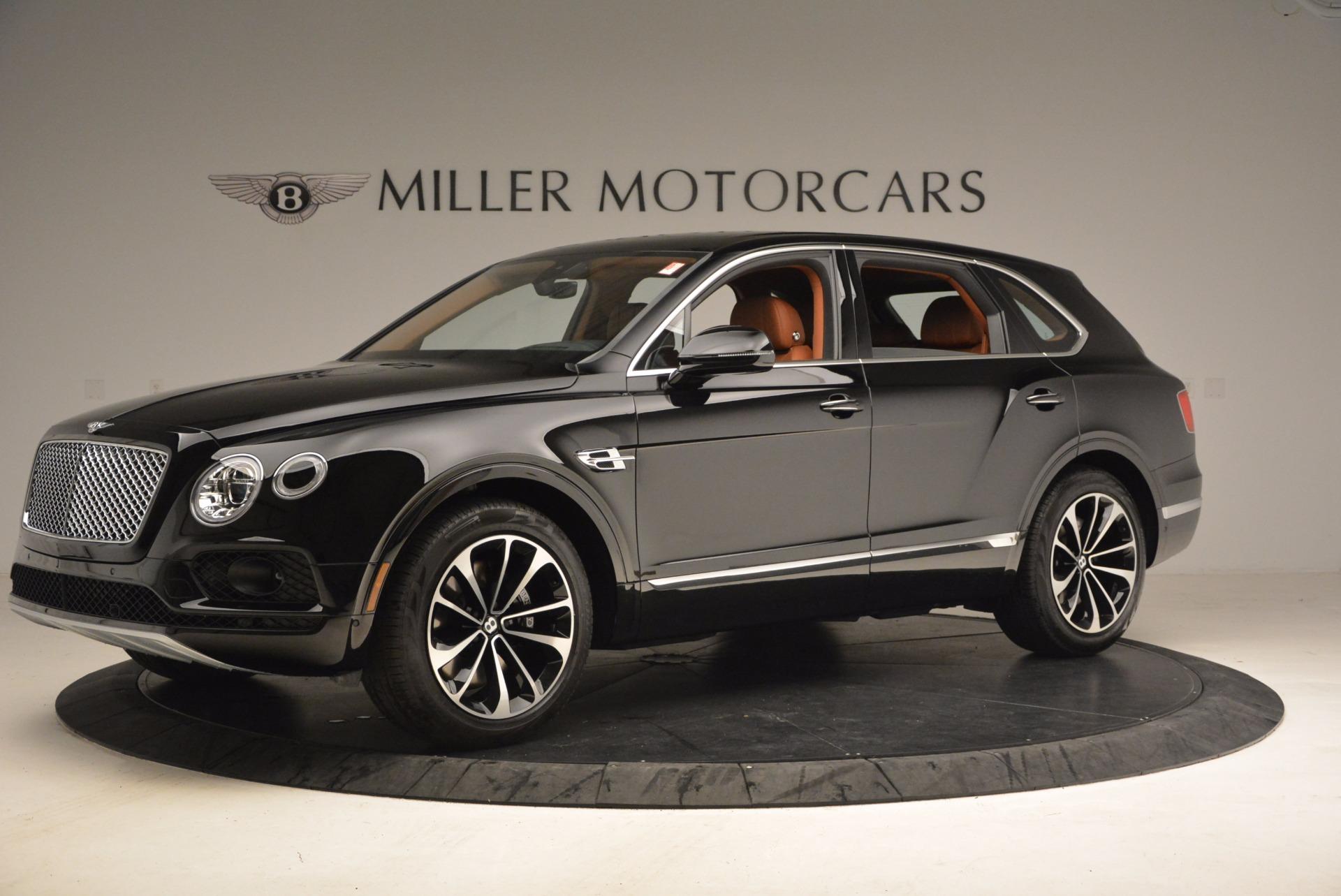 New 2018 Bentley Bentayga Onyx For Sale In Westport, CT 1428_p2