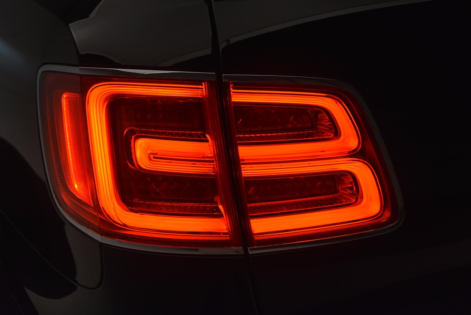 New 2018 Bentley Bentayga Onyx For Sale In Westport, CT 1428_p33