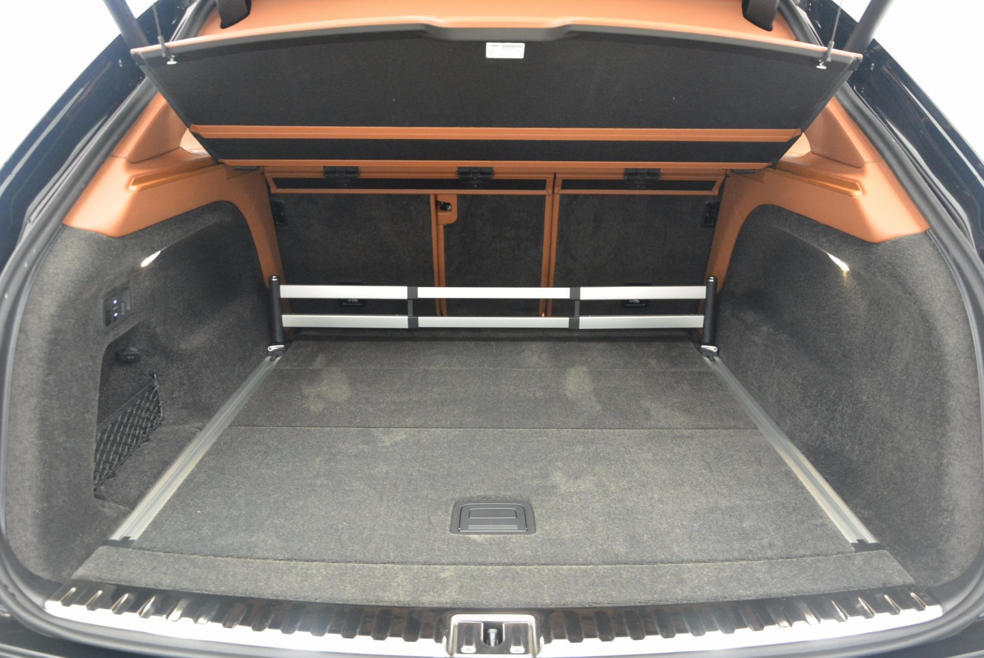 New 2018 Bentley Bentayga Onyx For Sale In Westport, CT 1428_p34