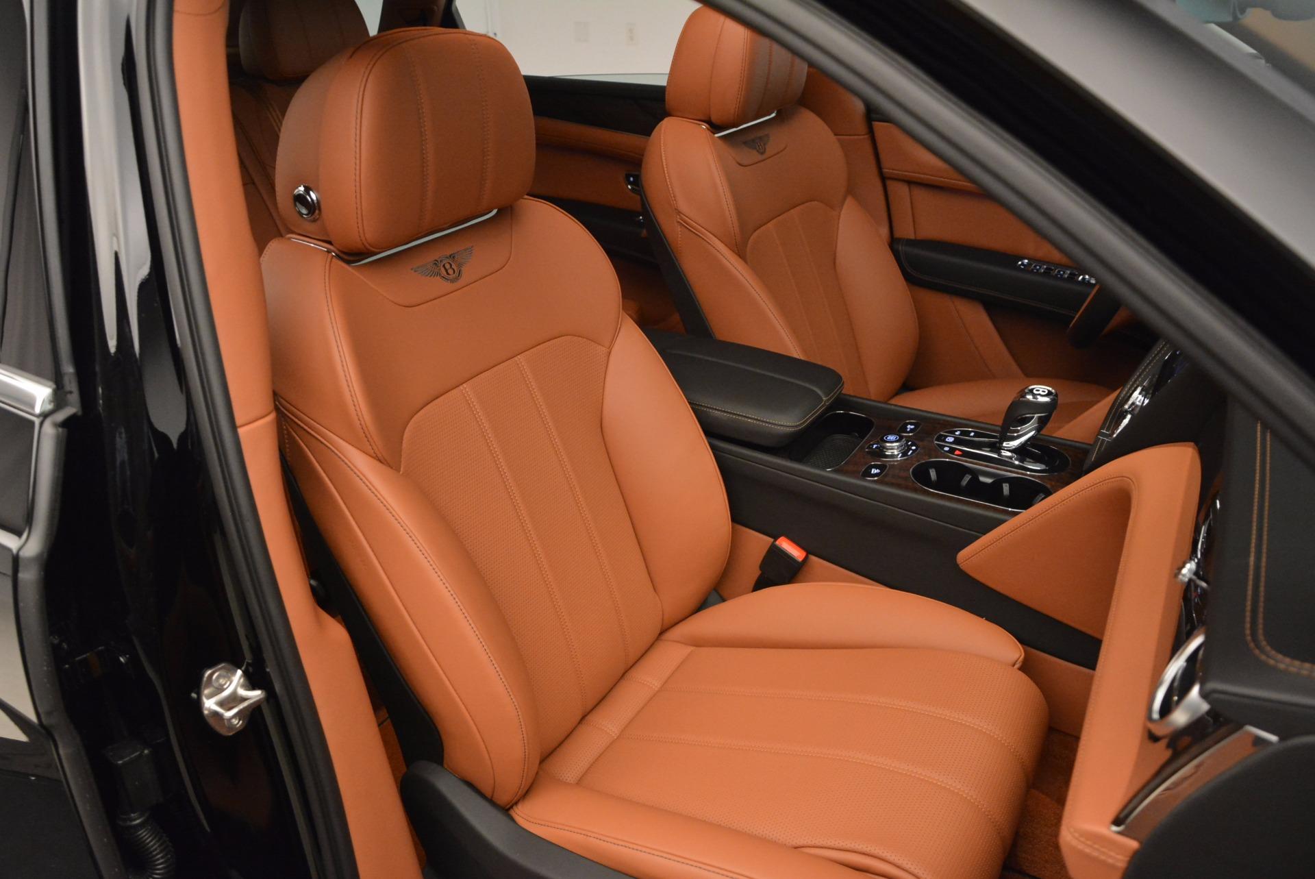 New 2018 Bentley Bentayga Onyx For Sale In Westport, CT 1428_p40