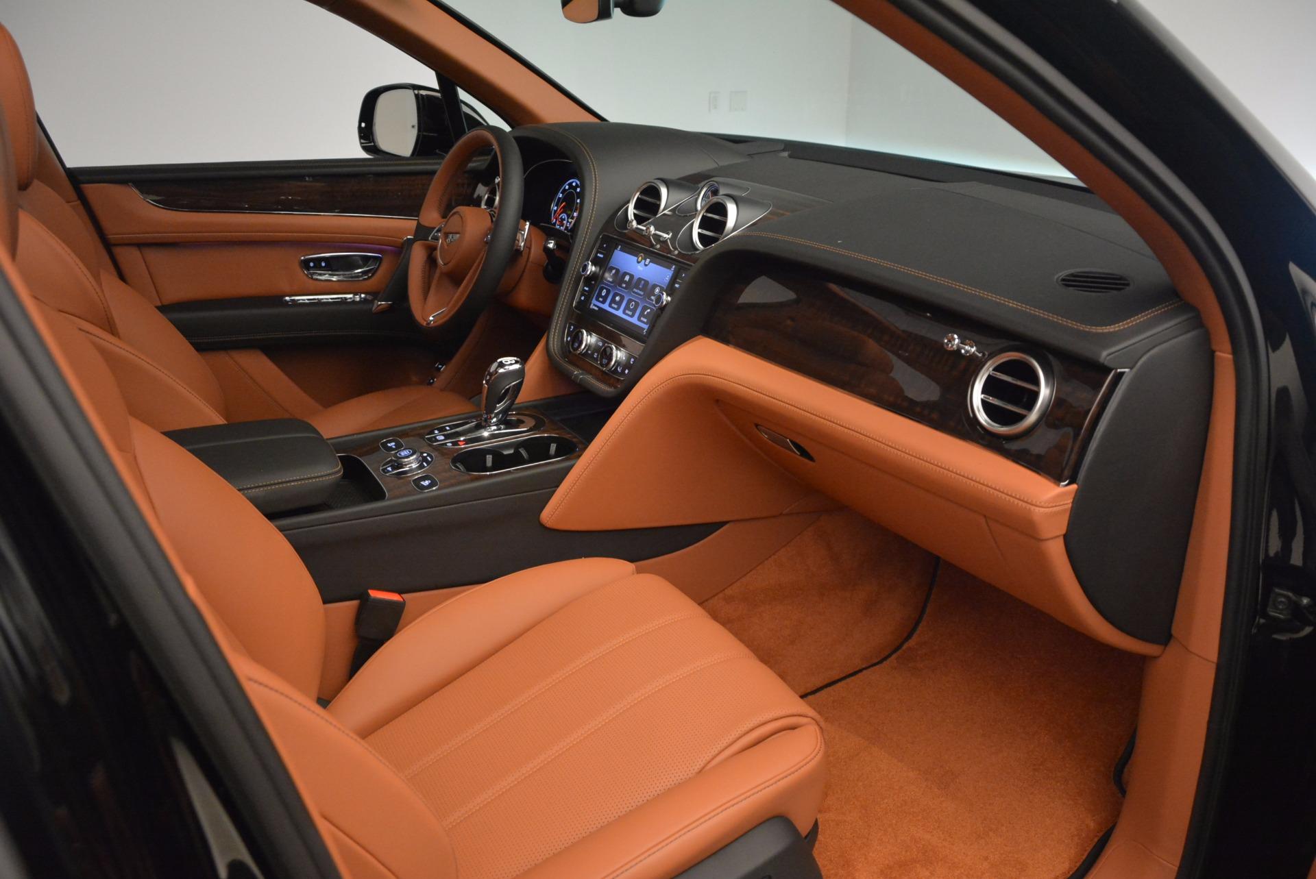 New 2018 Bentley Bentayga Onyx For Sale In Westport, CT 1428_p42