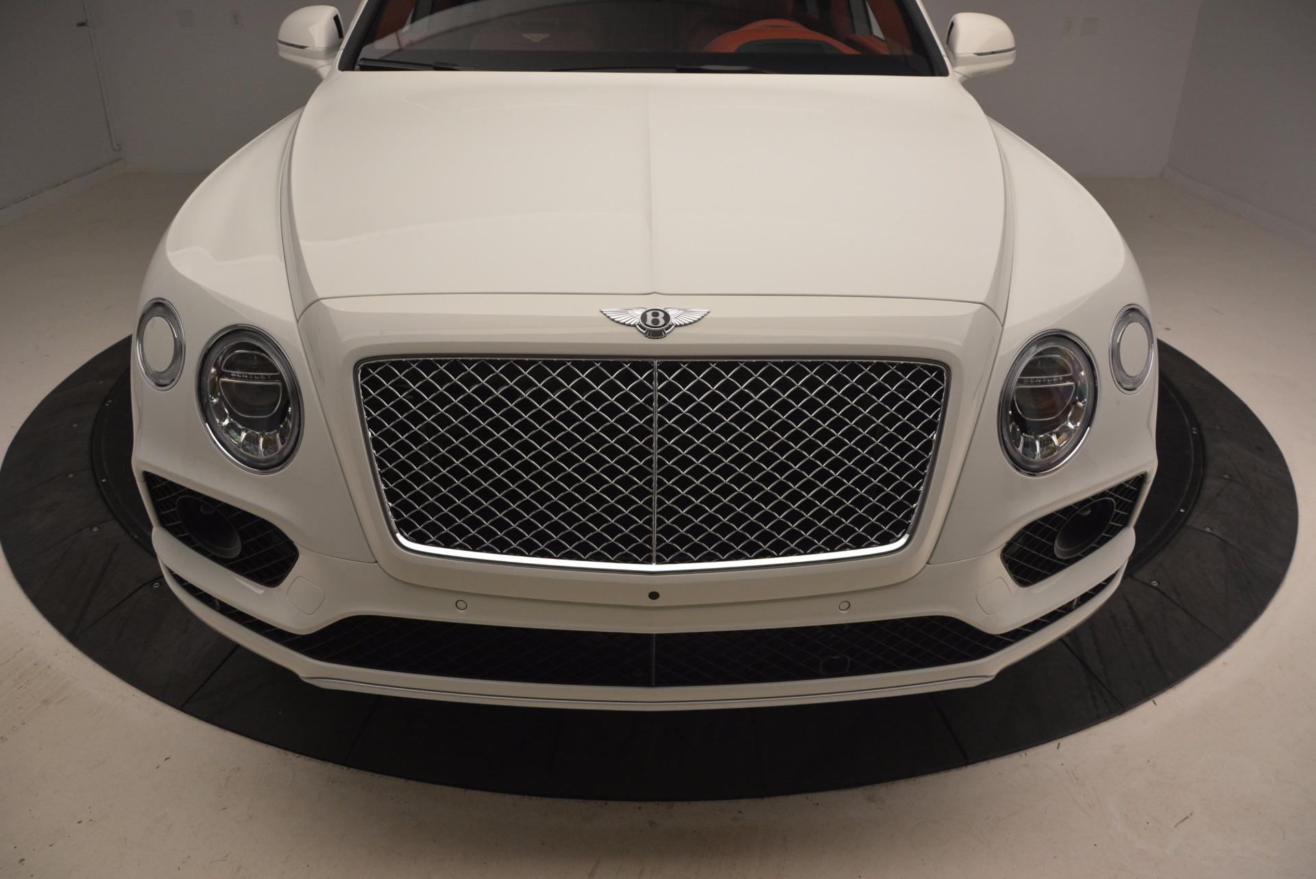 New 2018 Bentley Bentayga Onyx Edition For Sale In Westport, CT 1429_p13