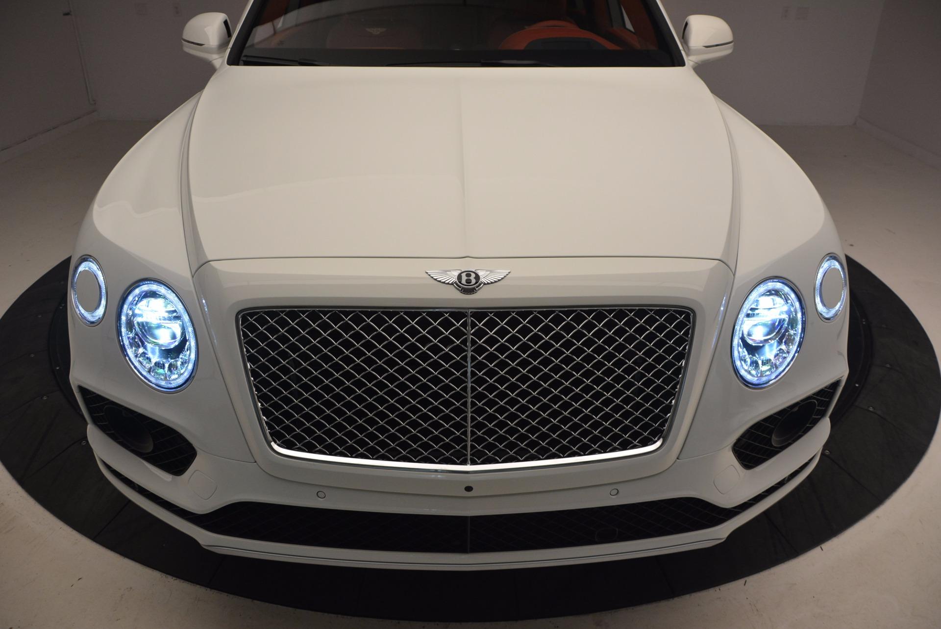 New 2018 Bentley Bentayga Onyx Edition For Sale In Westport, CT 1429_p16