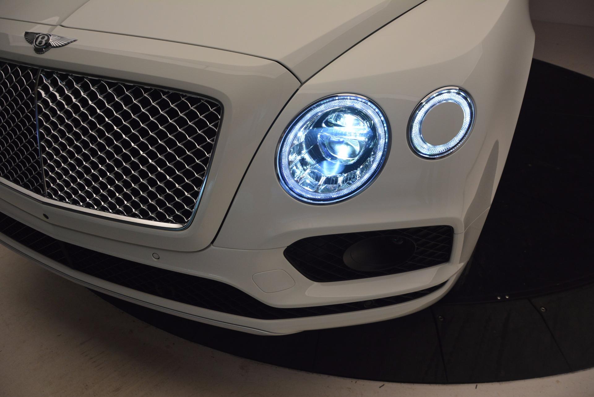 New 2018 Bentley Bentayga Onyx Edition For Sale In Westport, CT 1429_p17