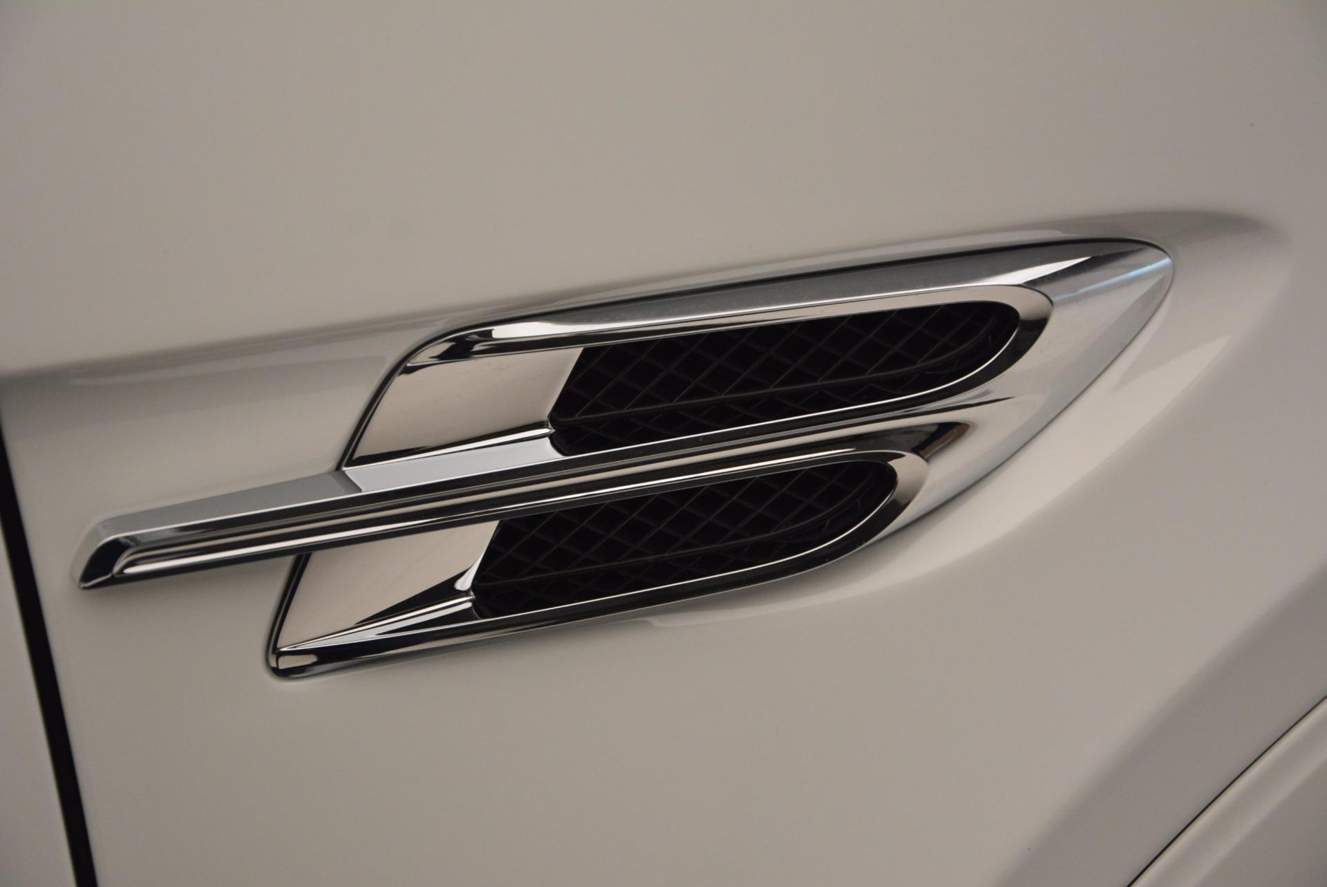 New 2018 Bentley Bentayga Onyx Edition For Sale In Westport, CT 1429_p20