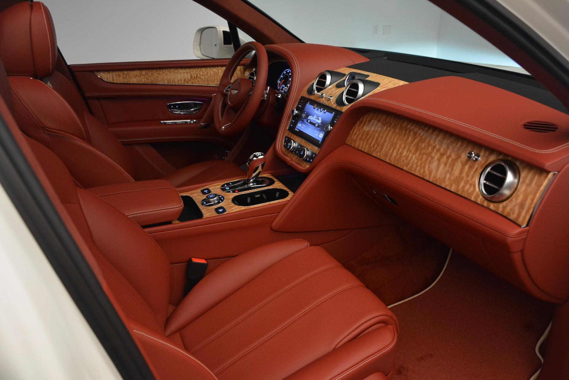 New 2018 Bentley Bentayga Onyx Edition For Sale In Westport, CT 1429_p40