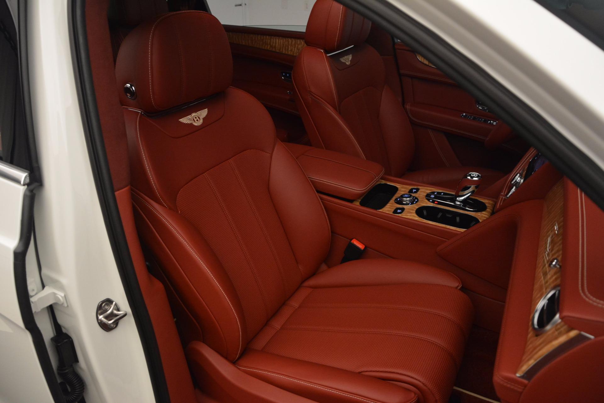 New 2018 Bentley Bentayga Onyx Edition For Sale In Westport, CT 1429_p42