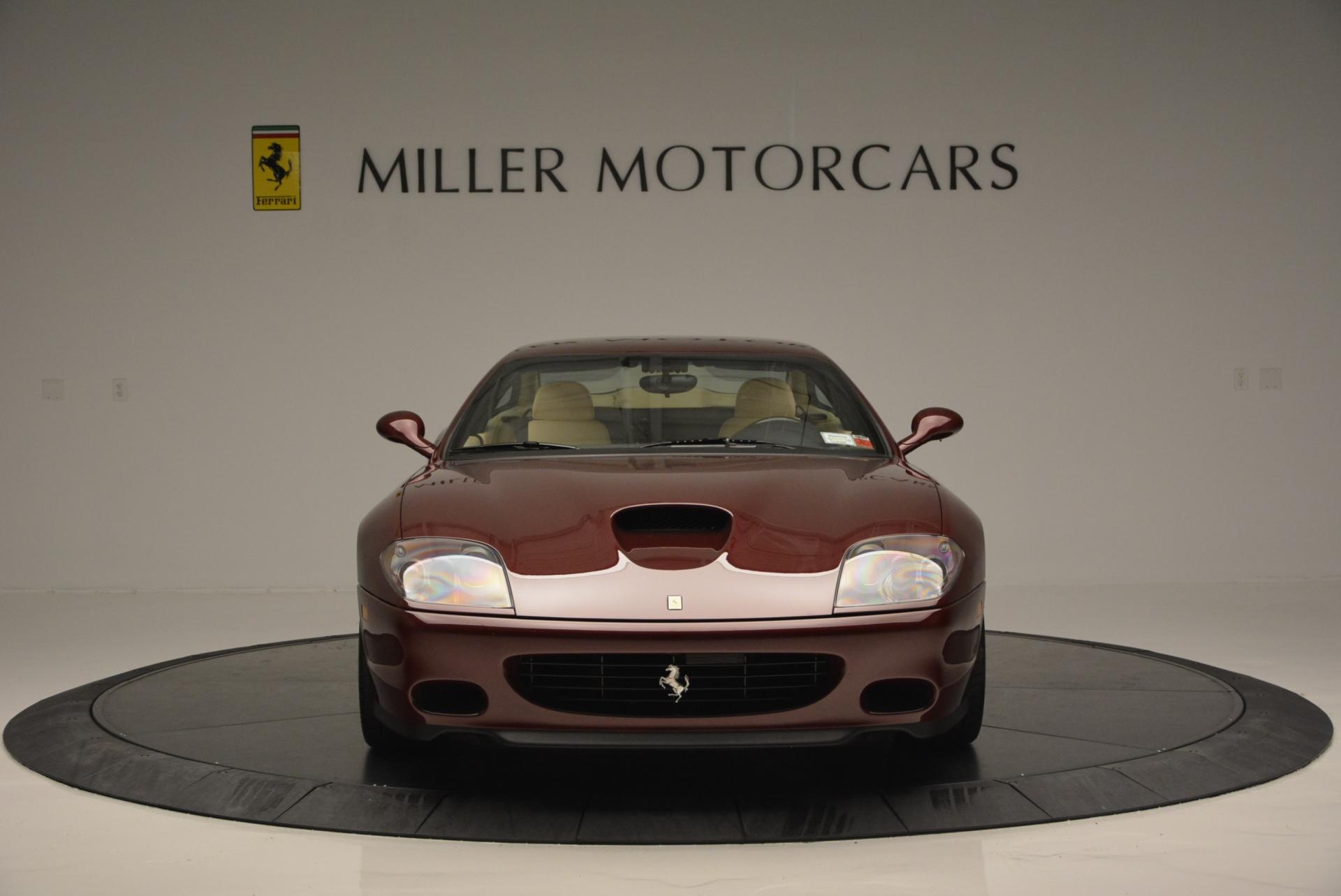 Used 2003 Ferrari 575M Maranello 6-Speed Manual For Sale In Westport, CT 143_p12