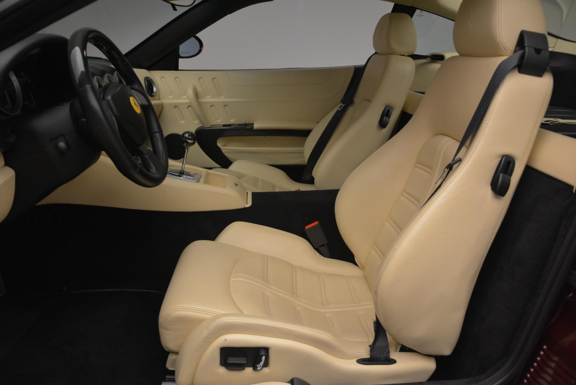 Used 2003 Ferrari 575M Maranello 6-Speed Manual For Sale In Westport, CT 143_p14