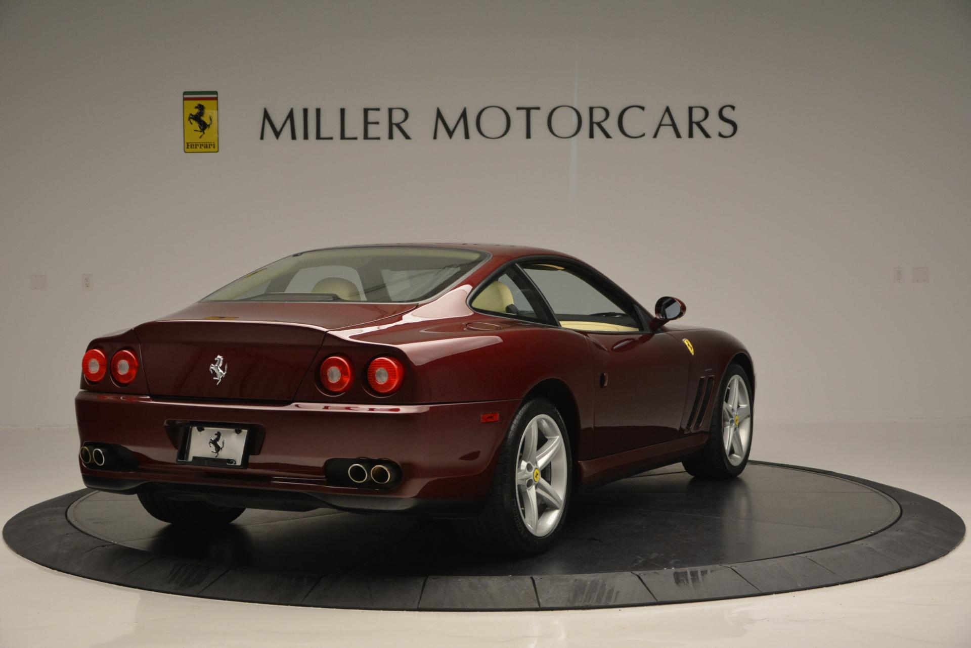 Used 2003 Ferrari 575M Maranello 6-Speed Manual For Sale In Westport, CT 143_p7