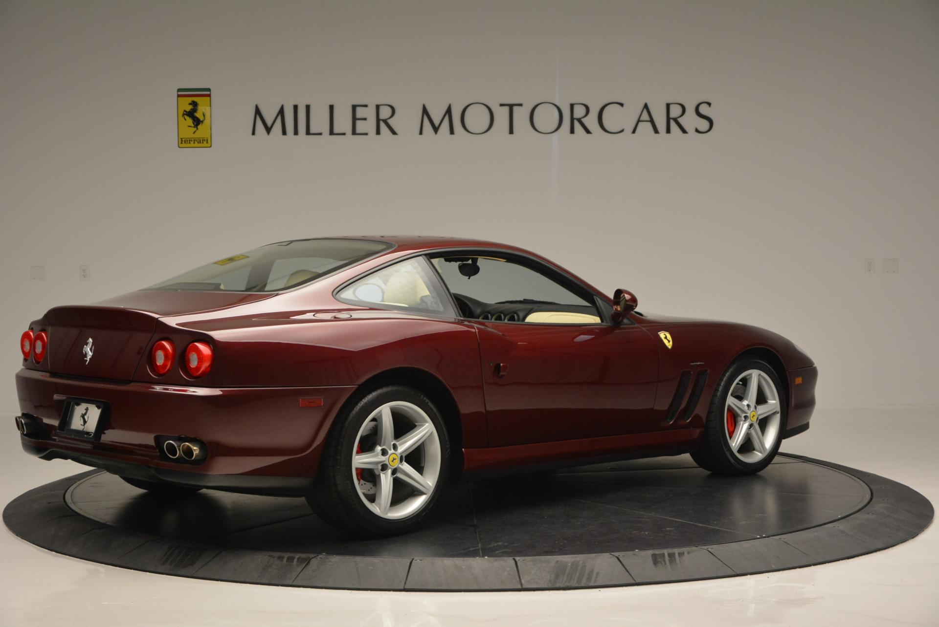 Used 2003 Ferrari 575M Maranello 6-Speed Manual For Sale In Westport, CT 143_p8