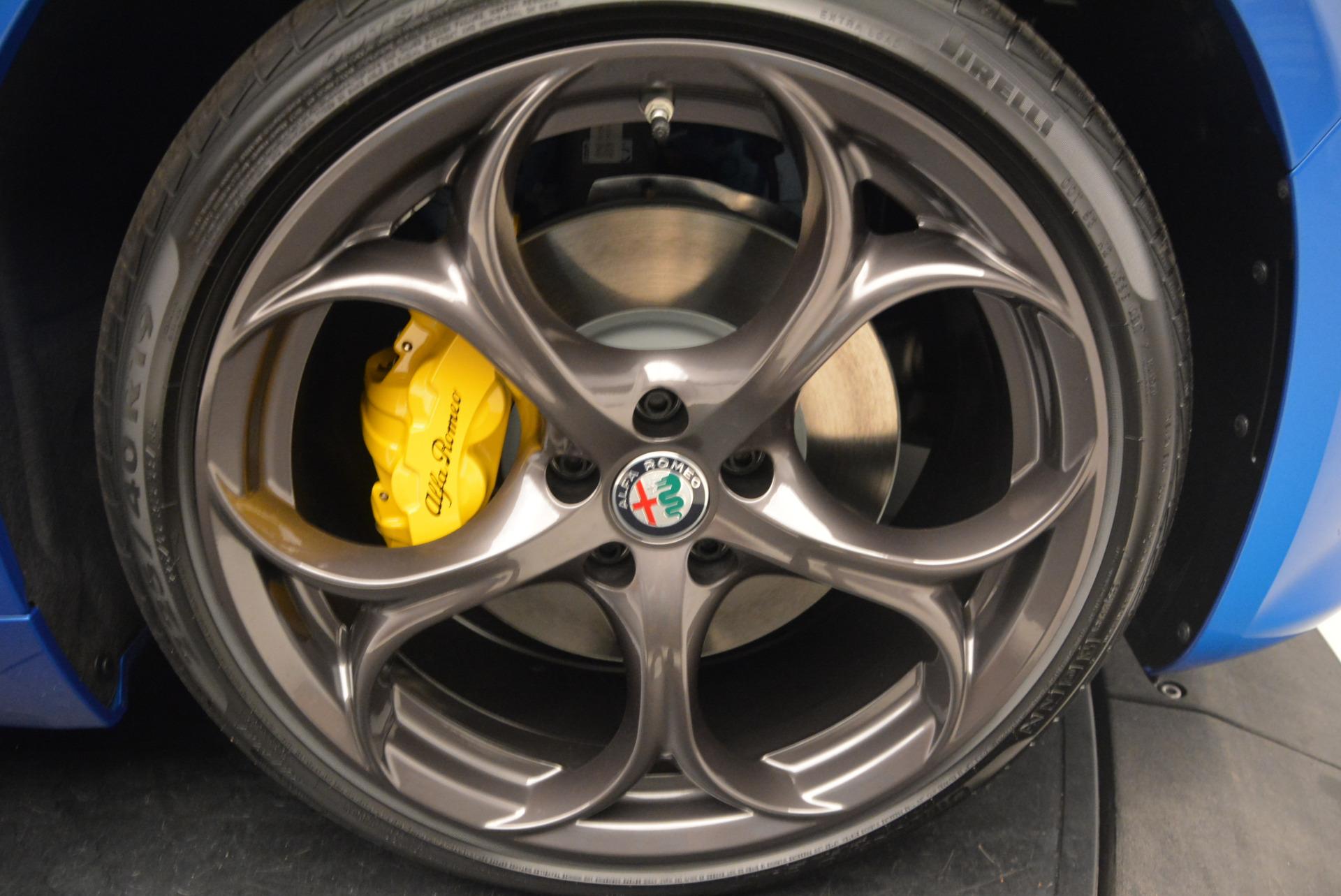 New 2017 Alfa Romeo Giulia Ti Sport Q4 For Sale In Westport, CT 1433_p25