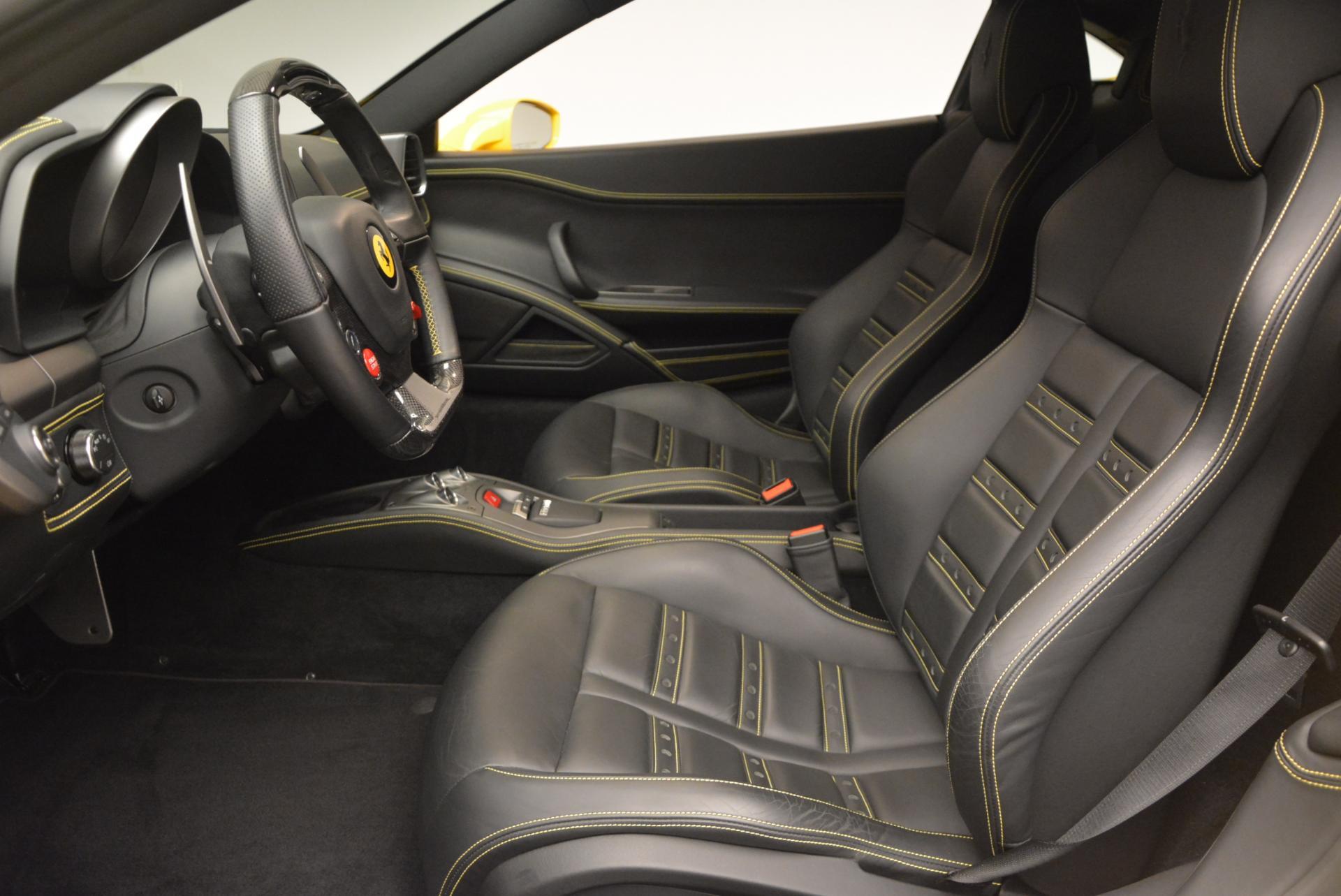 Used 2011 Ferrari 458 Italia  For Sale In Westport, CT 144_p14