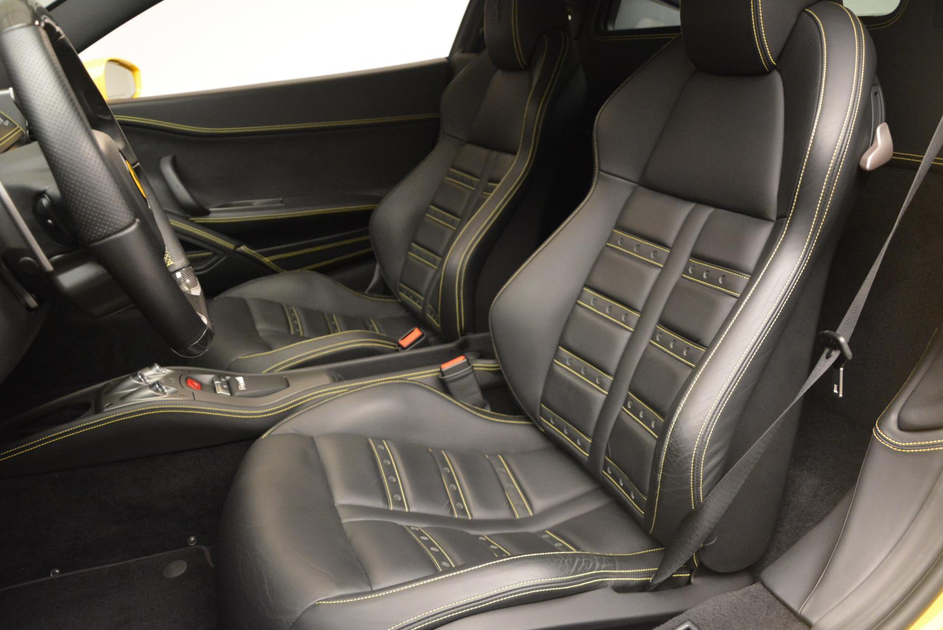 Used 2011 Ferrari 458 Italia  For Sale In Westport, CT 144_p15