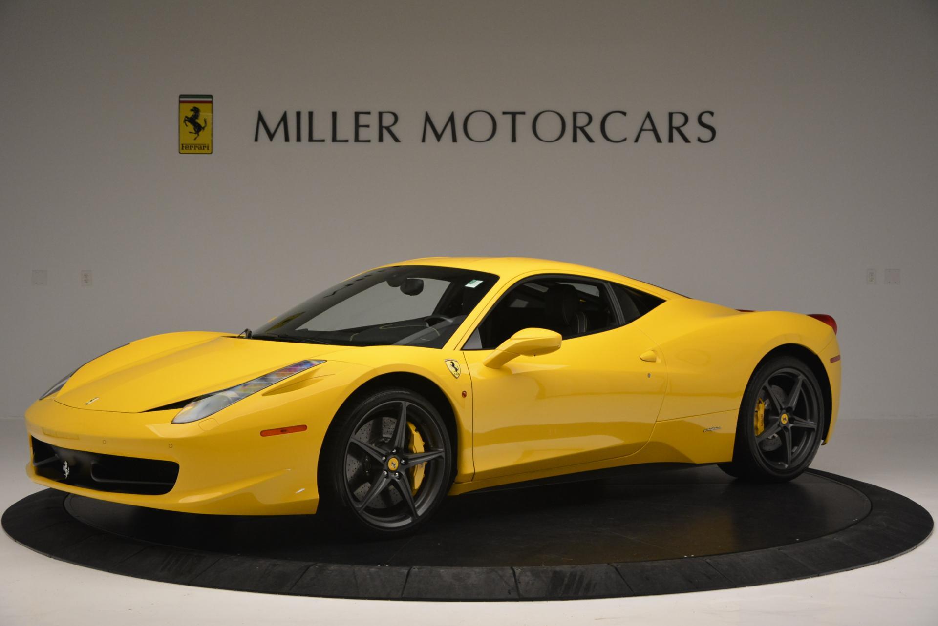 Used 2011 Ferrari 458 Italia  For Sale In Westport, CT 144_p2