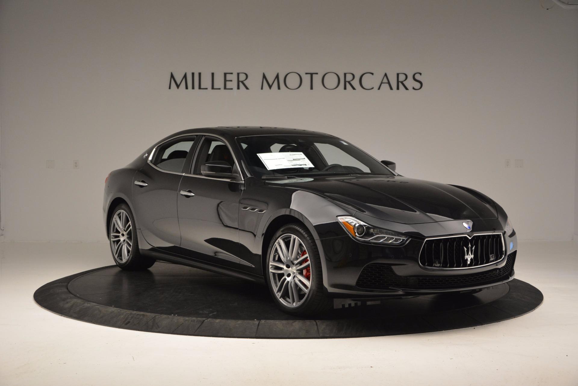New 2017 Maserati Ghibli SQ4 For Sale In Westport, CT 1443_p11