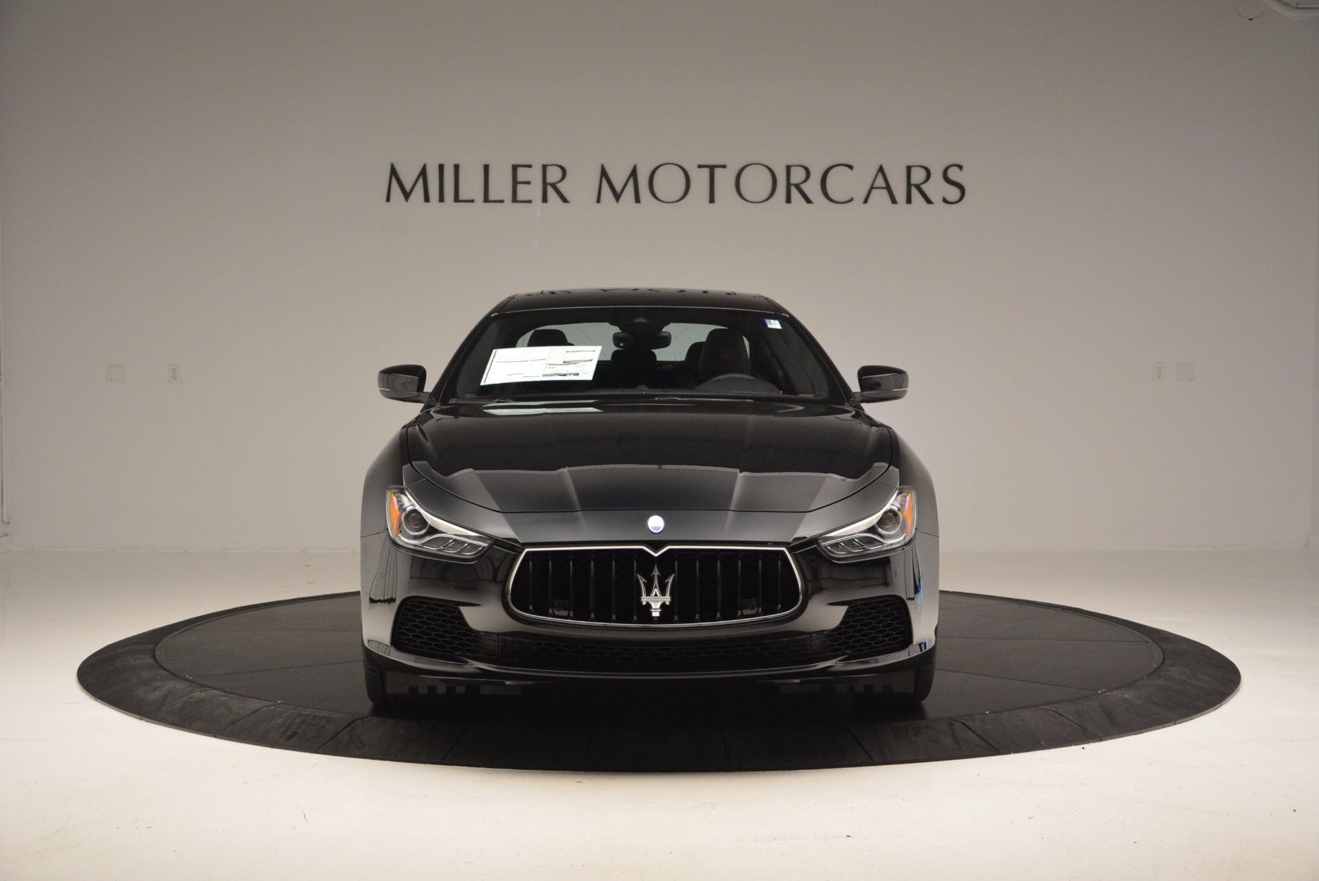 New 2017 Maserati Ghibli SQ4 For Sale In Westport, CT 1443_p12