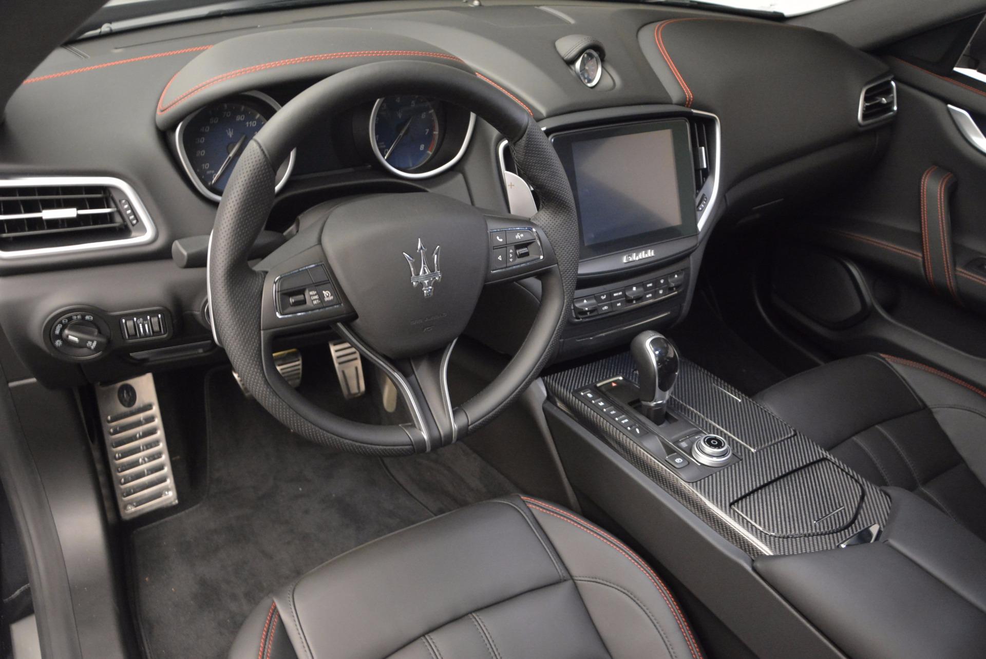 New 2017 Maserati Ghibli SQ4 For Sale In Westport, CT 1443_p13