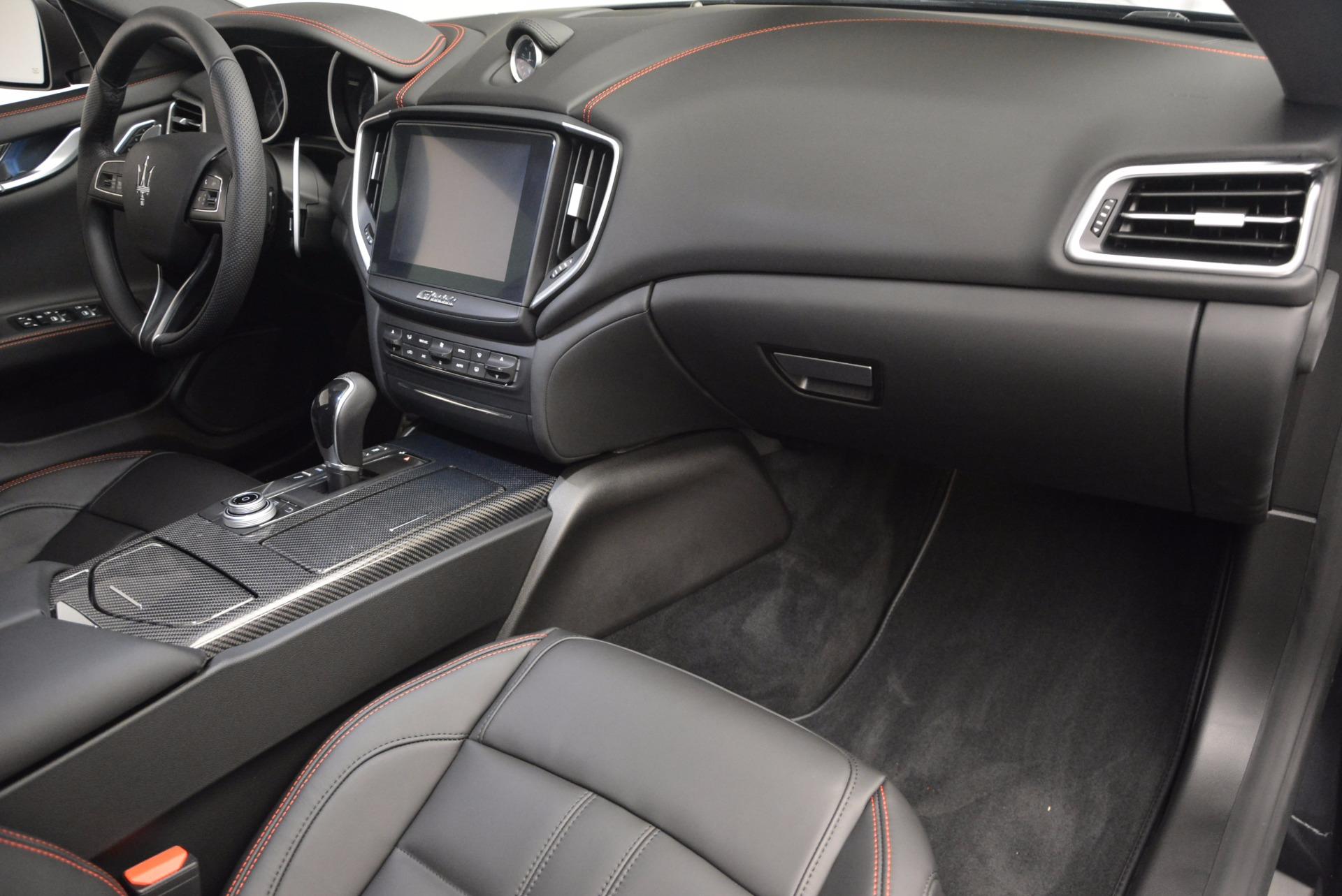 New 2017 Maserati Ghibli SQ4 For Sale In Westport, CT 1443_p16