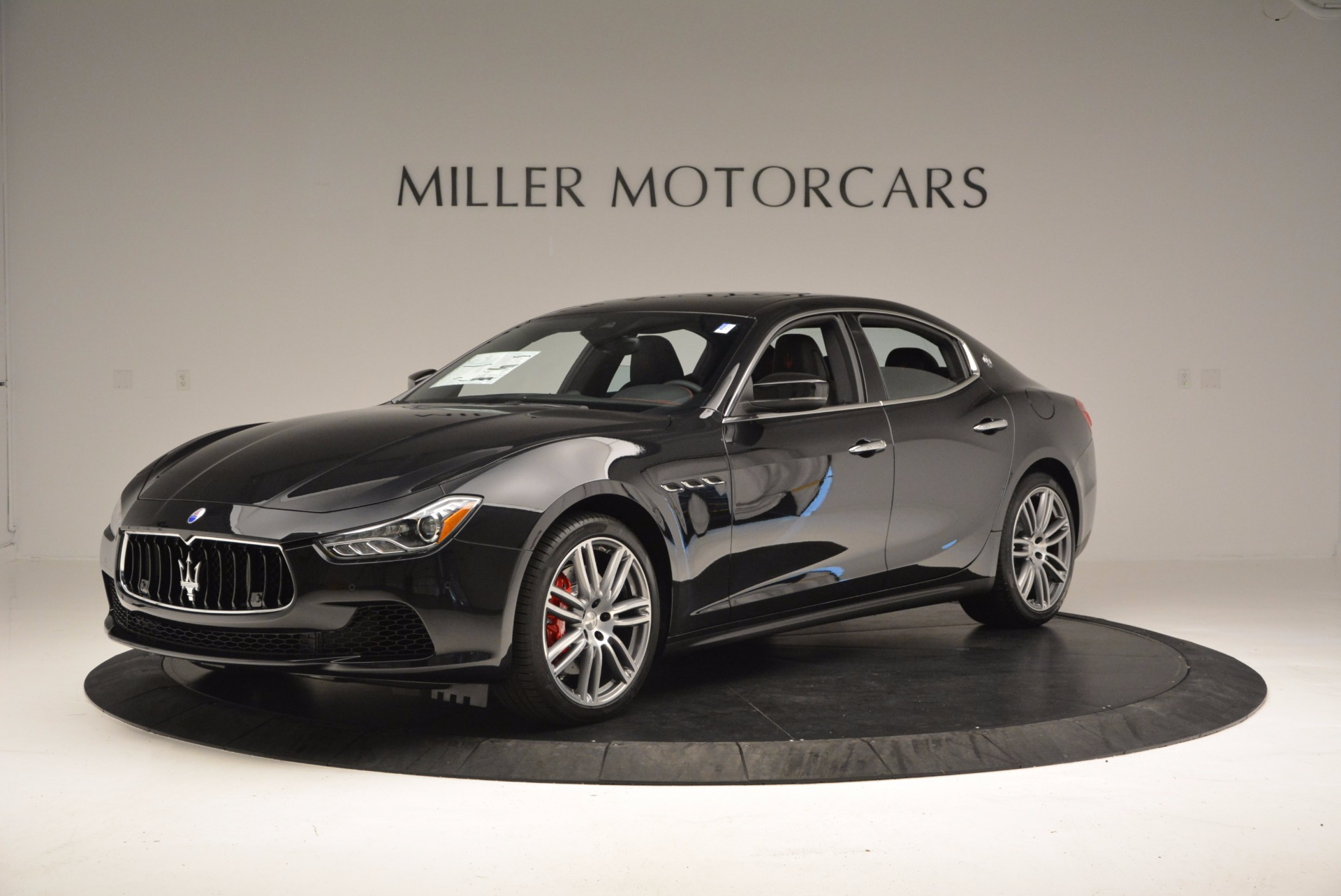 New 2017 Maserati Ghibli SQ4 For Sale In Westport, CT 1443_p2