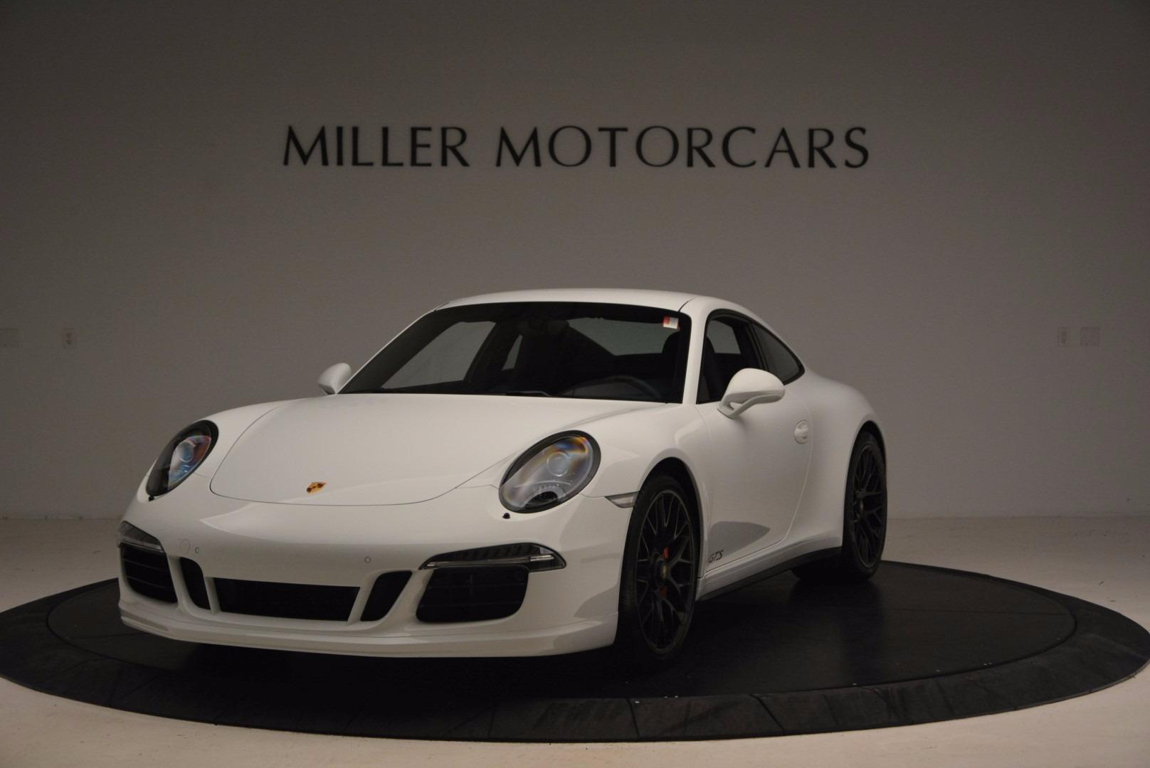 Used 2015 Porsche 911 Carrera GTS For Sale In Westport, CT 1444_main