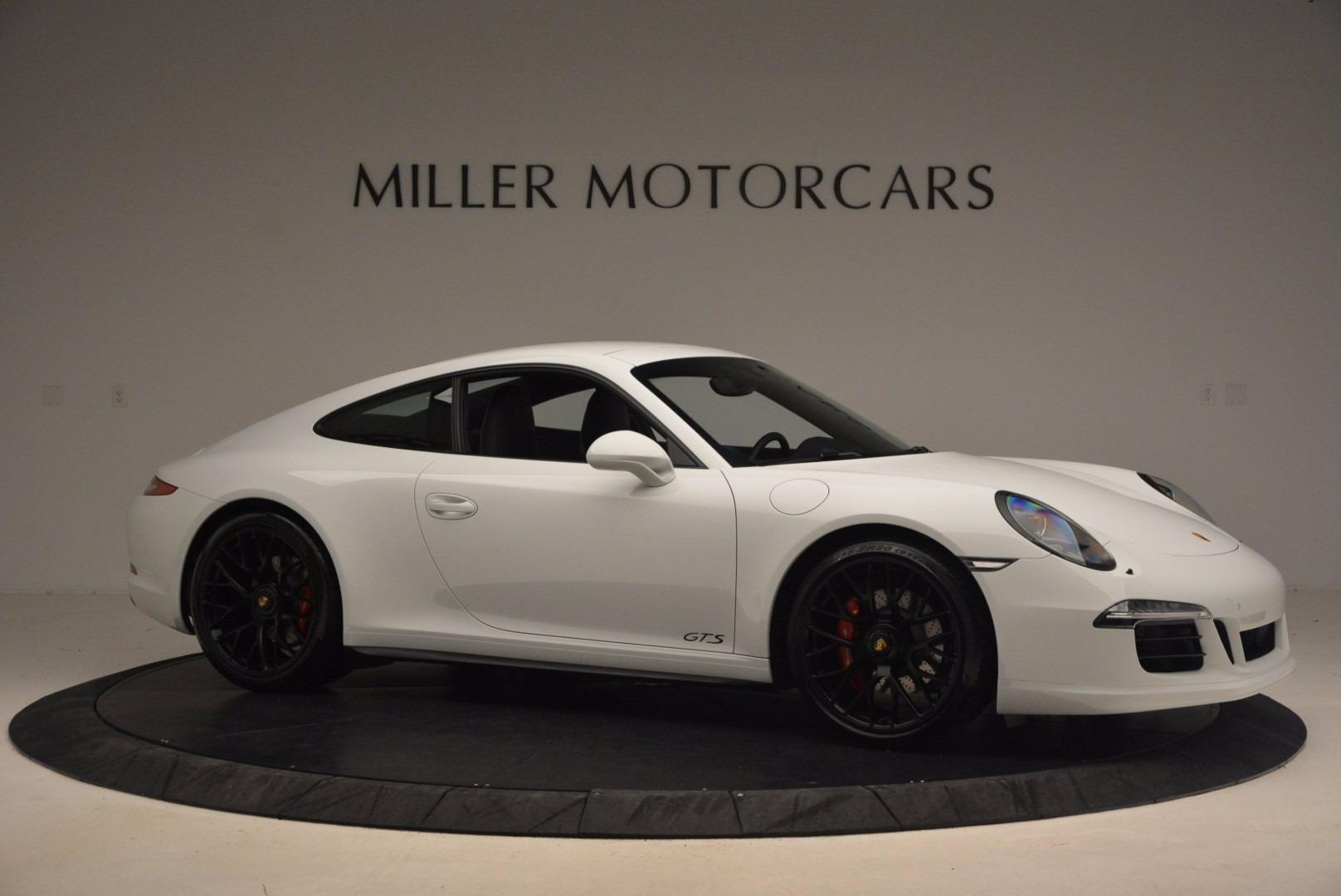 Used 2015 Porsche 911 Carrera GTS For Sale In Westport, CT 1444_p10