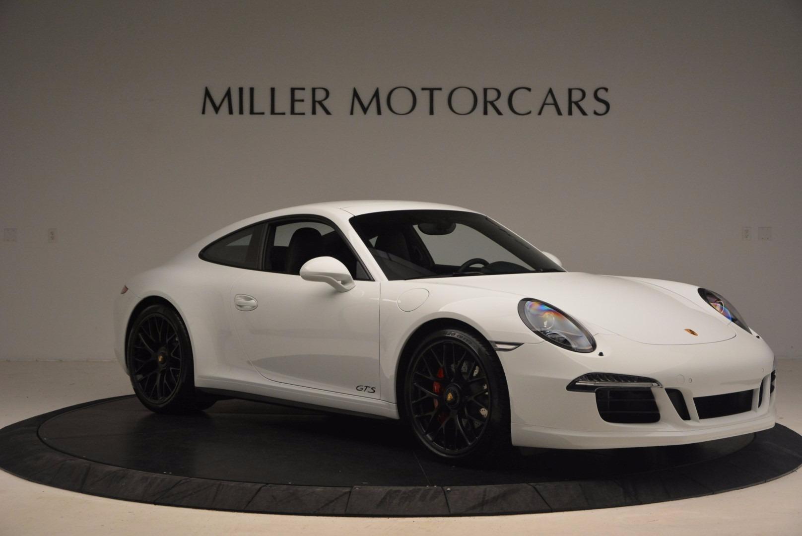 Used 2015 Porsche 911 Carrera GTS For Sale In Westport, CT 1444_p11