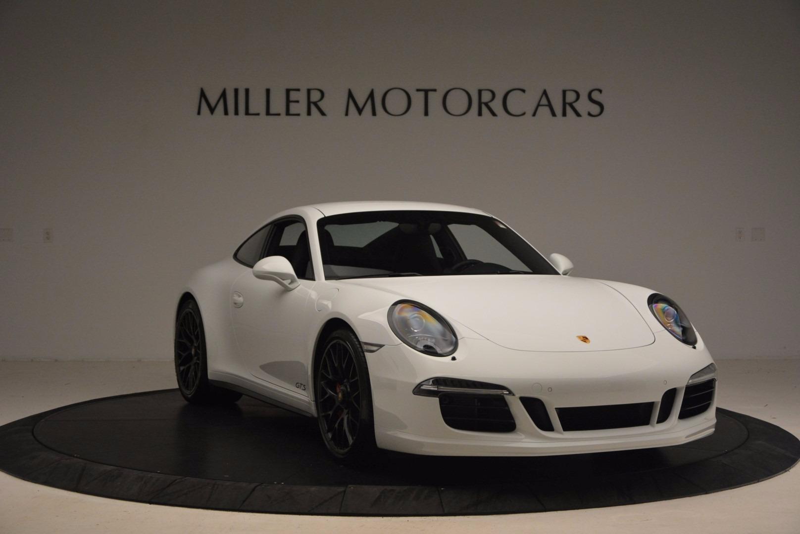 Used 2015 Porsche 911 Carrera GTS For Sale In Westport, CT 1444_p12