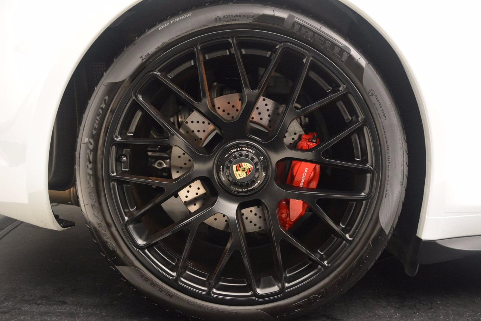 Used 2015 Porsche 911 Carrera GTS For Sale In Westport, CT 1444_p14