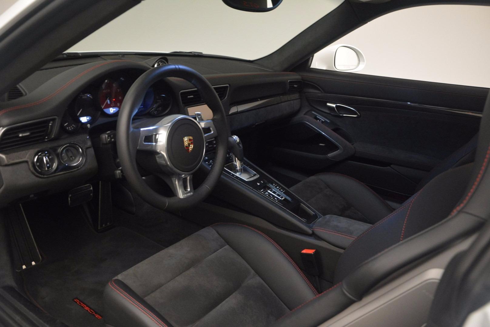 Used 2015 Porsche 911 Carrera GTS For Sale In Westport, CT 1444_p17