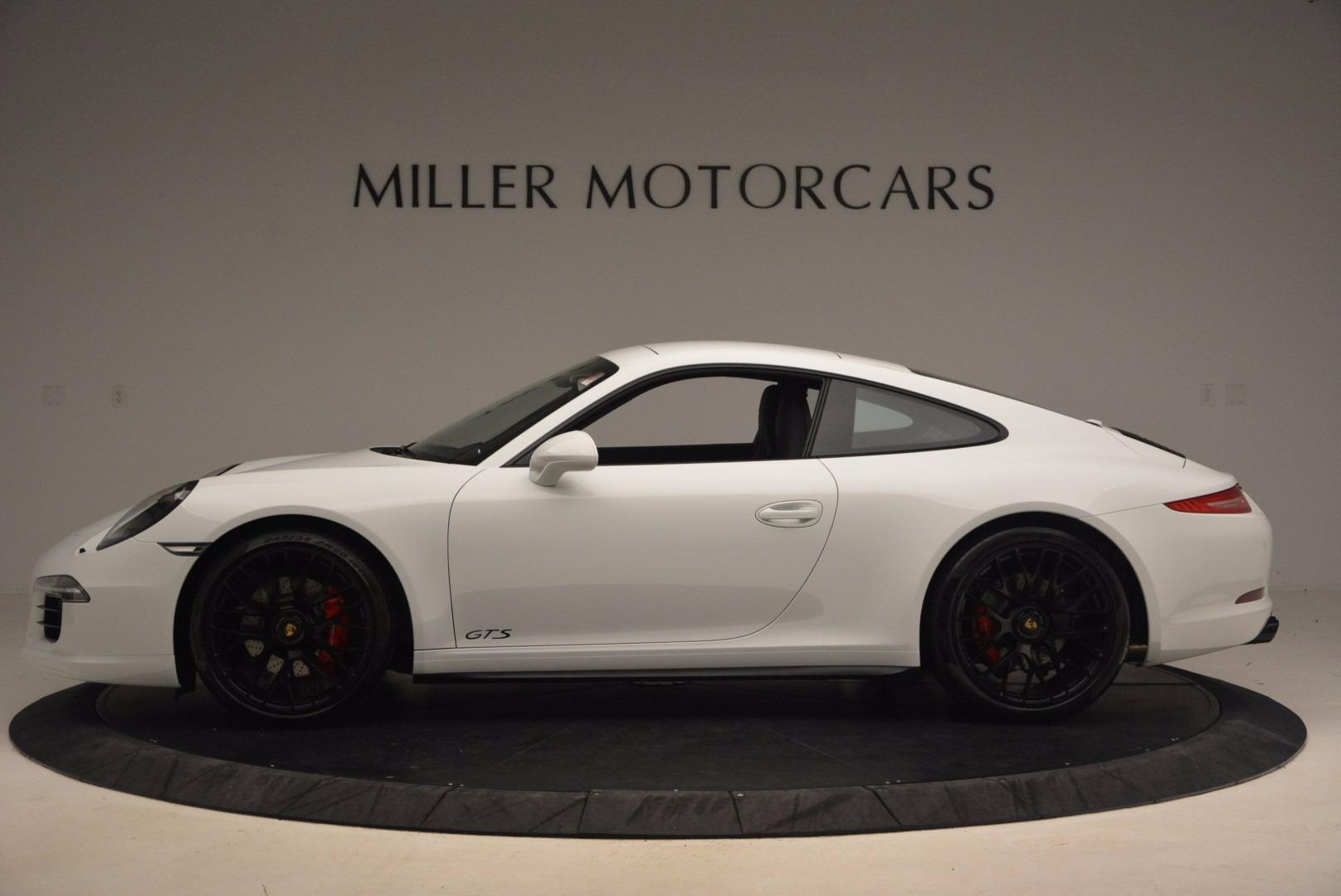 Used 2015 Porsche 911 Carrera GTS For Sale In Westport, CT 1444_p3