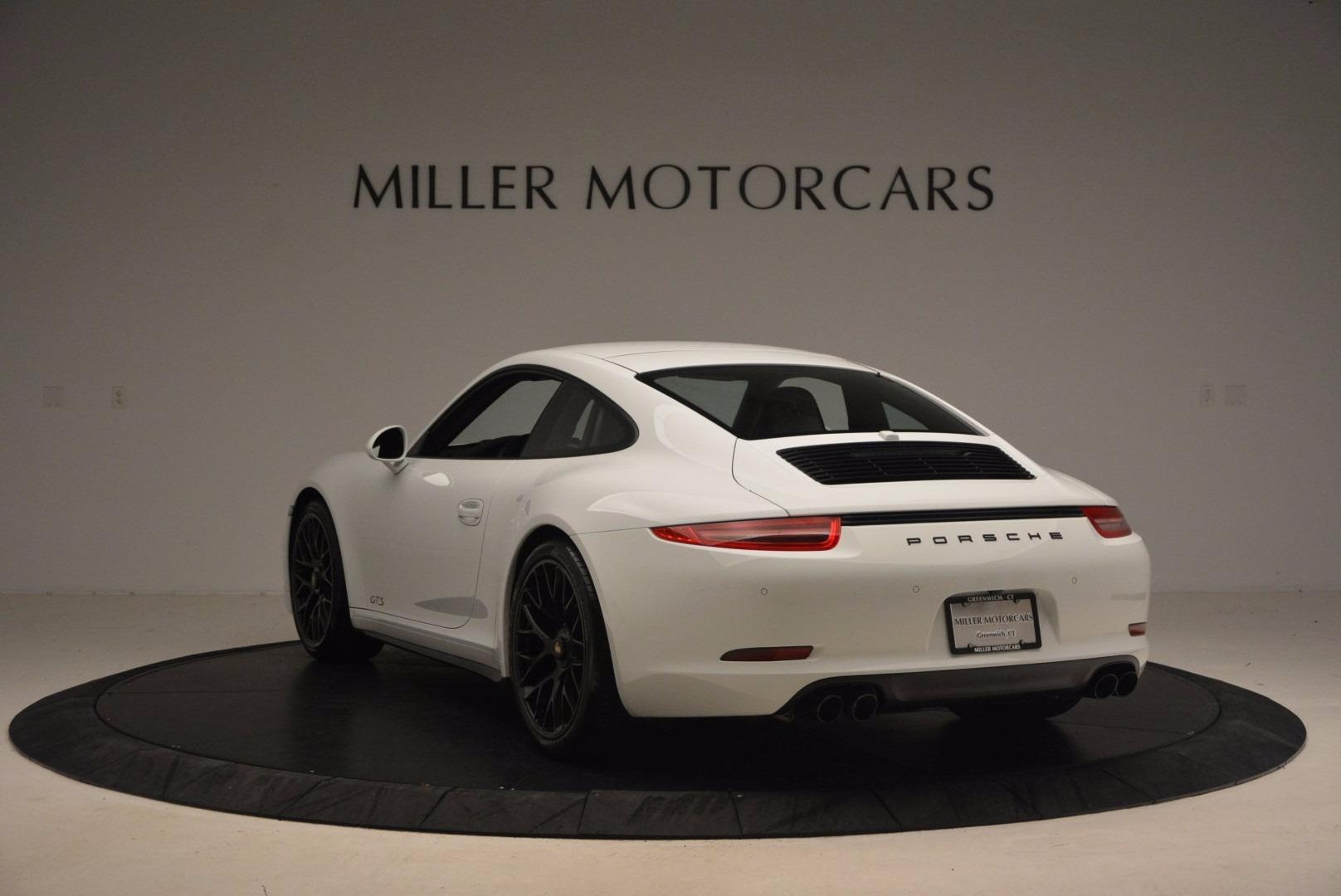 Used 2015 Porsche 911 Carrera GTS For Sale In Westport, CT 1444_p5