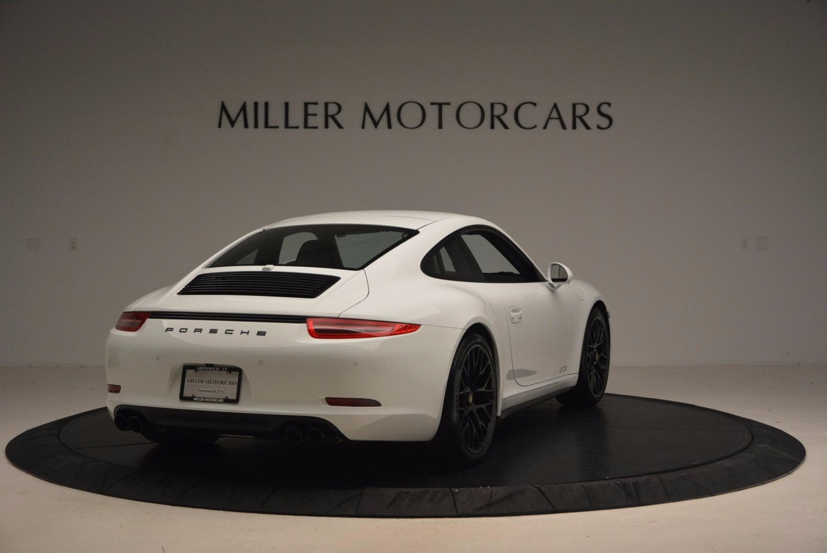 Used 2015 Porsche 911 Carrera GTS For Sale In Westport, CT 1444_p7
