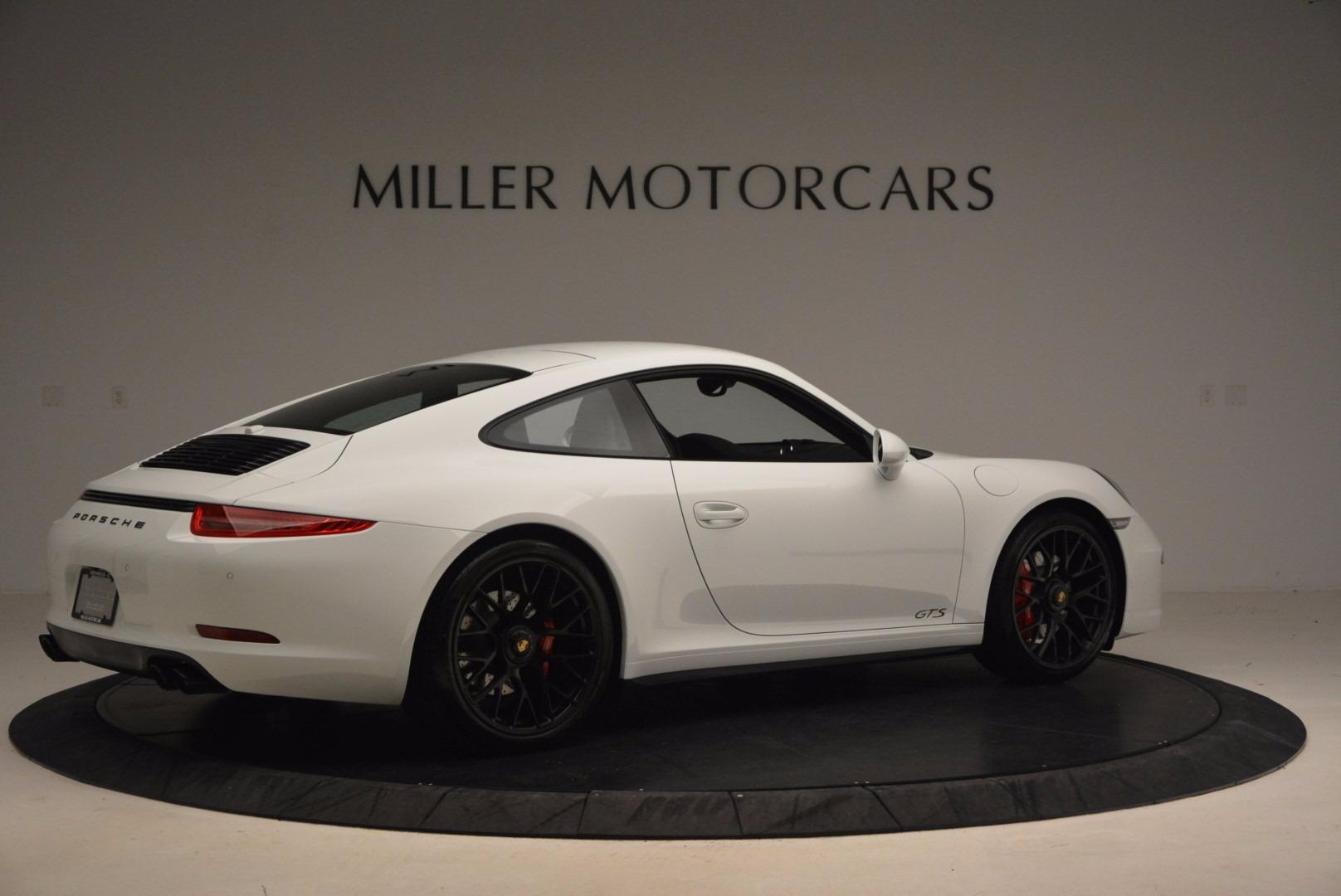 Used 2015 Porsche 911 Carrera GTS For Sale In Westport, CT 1444_p8