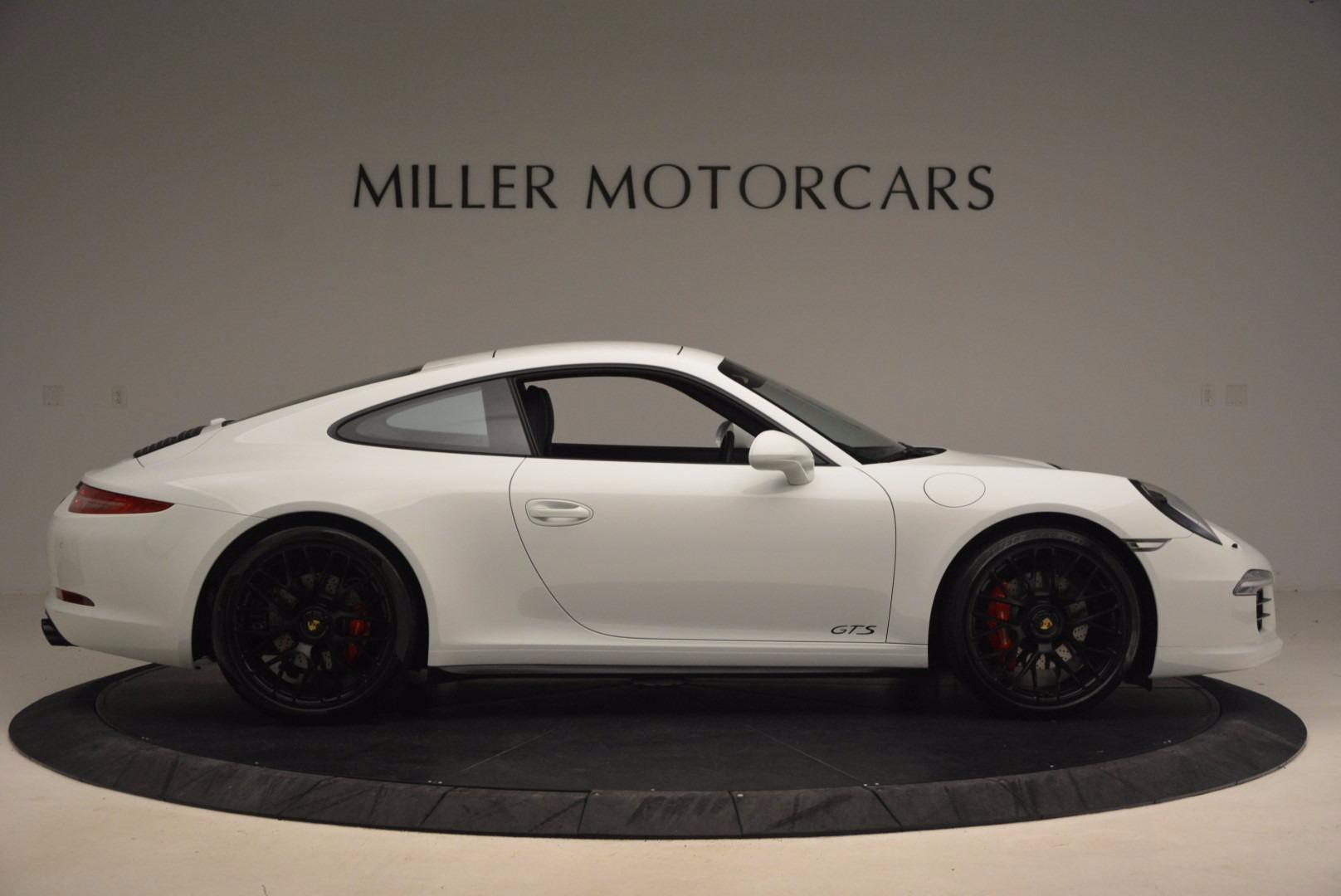 Used 2015 Porsche 911 Carrera GTS For Sale In Westport, CT 1444_p9