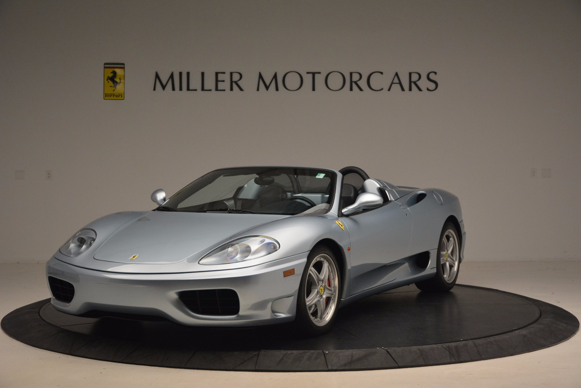 Used 2003 Ferrari 360 Spider 6-Speed Manual For Sale In Westport, CT 1445_main