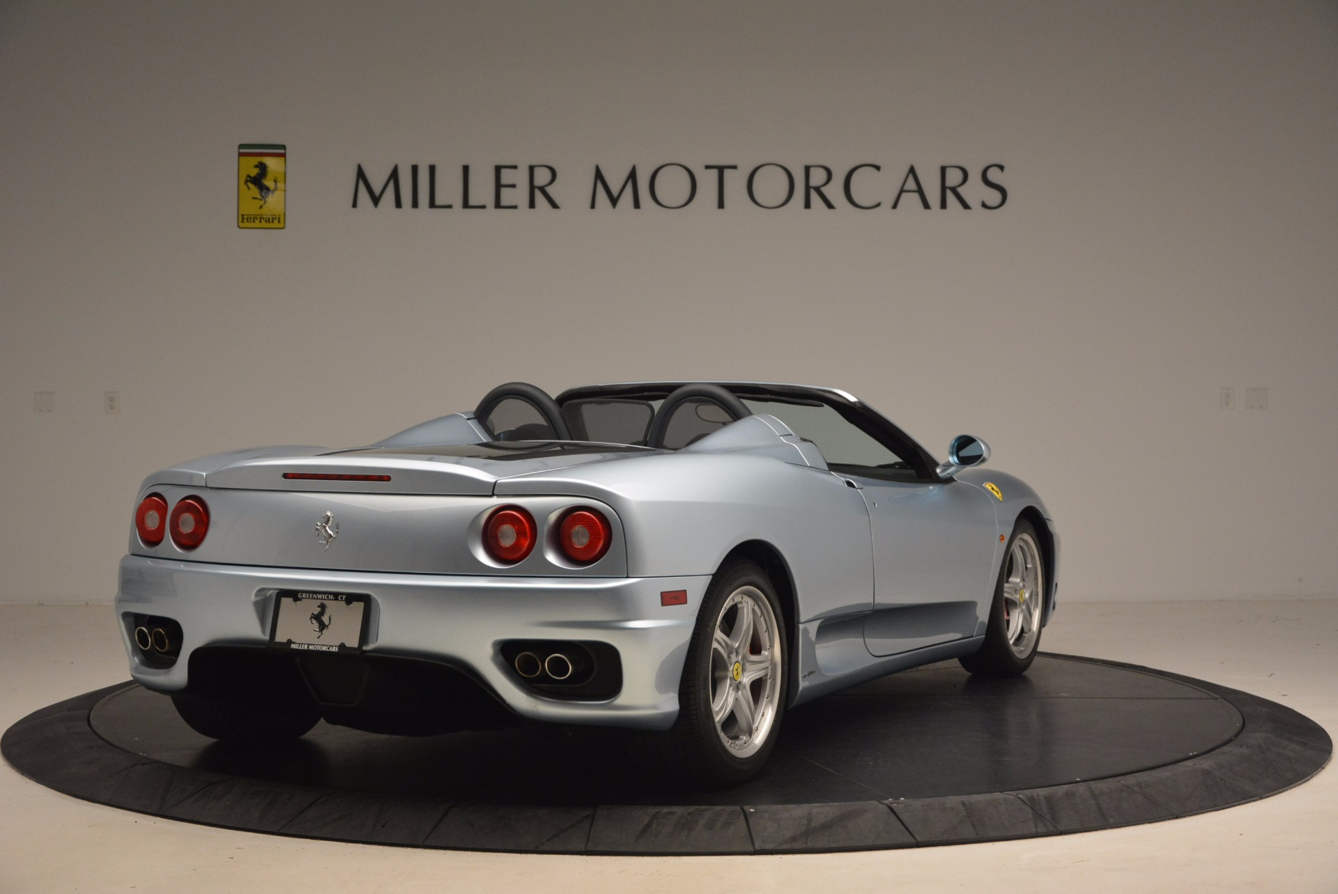 Used 2003 Ferrari 360 Spider 6-Speed Manual For Sale In Westport, CT 1445_p7