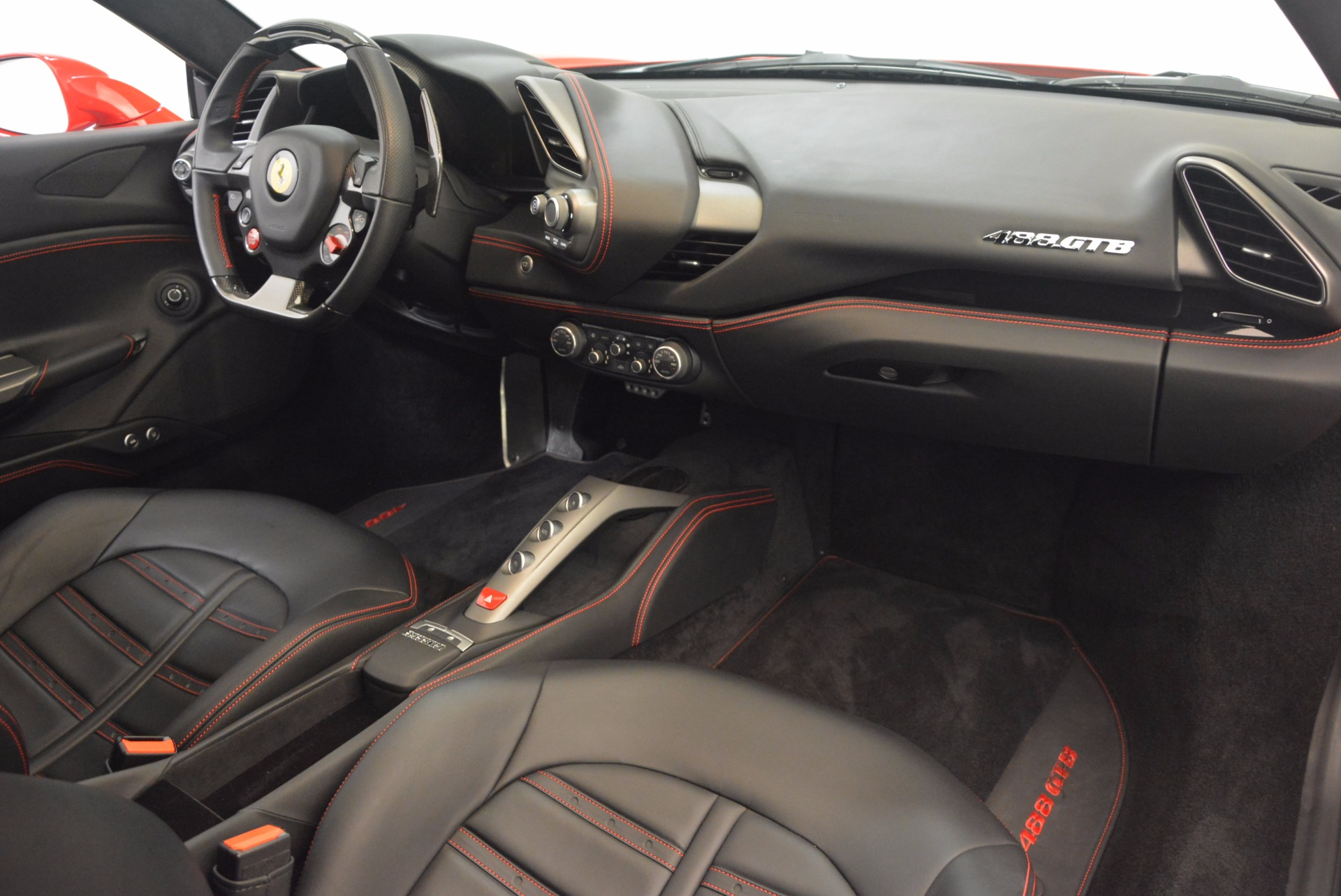 Used 2016 Ferrari 488 GTB  For Sale In Westport, CT 1447_p17
