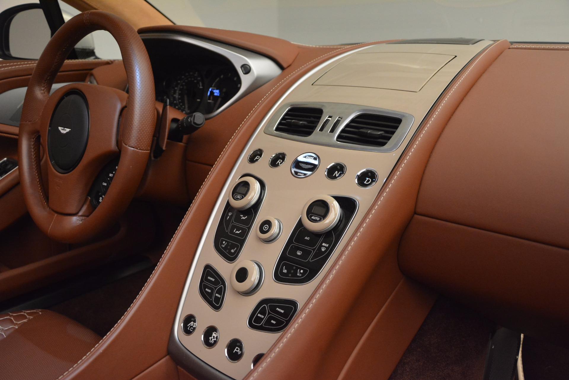 Used 2015 Aston Martin Vanquish Volante For Sale In Westport, CT 1448_p26