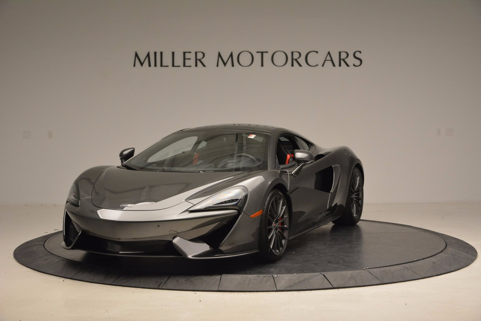 New 2017 McLaren 570GT  For Sale In Westport, CT