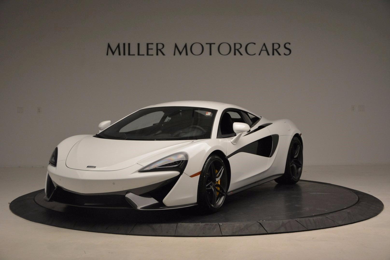New 2017 McLaren 570S  For Sale In Westport, CT 1452_main