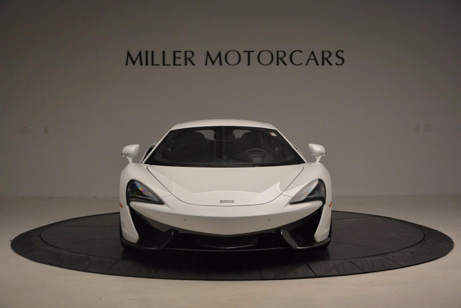 New 2017 McLaren 570S  For Sale In Westport, CT 1452_p12