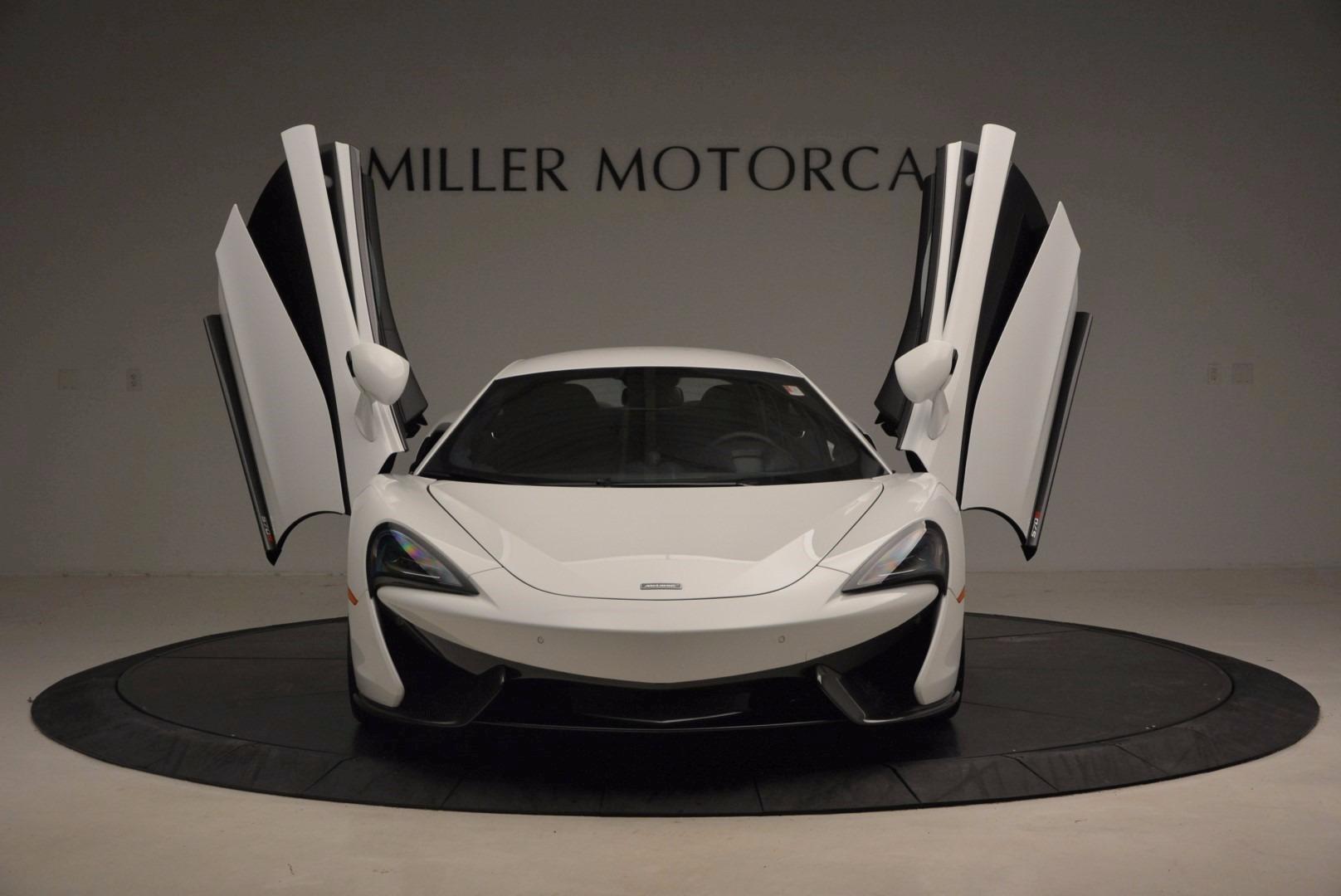 New 2017 McLaren 570S  For Sale In Westport, CT 1452_p13