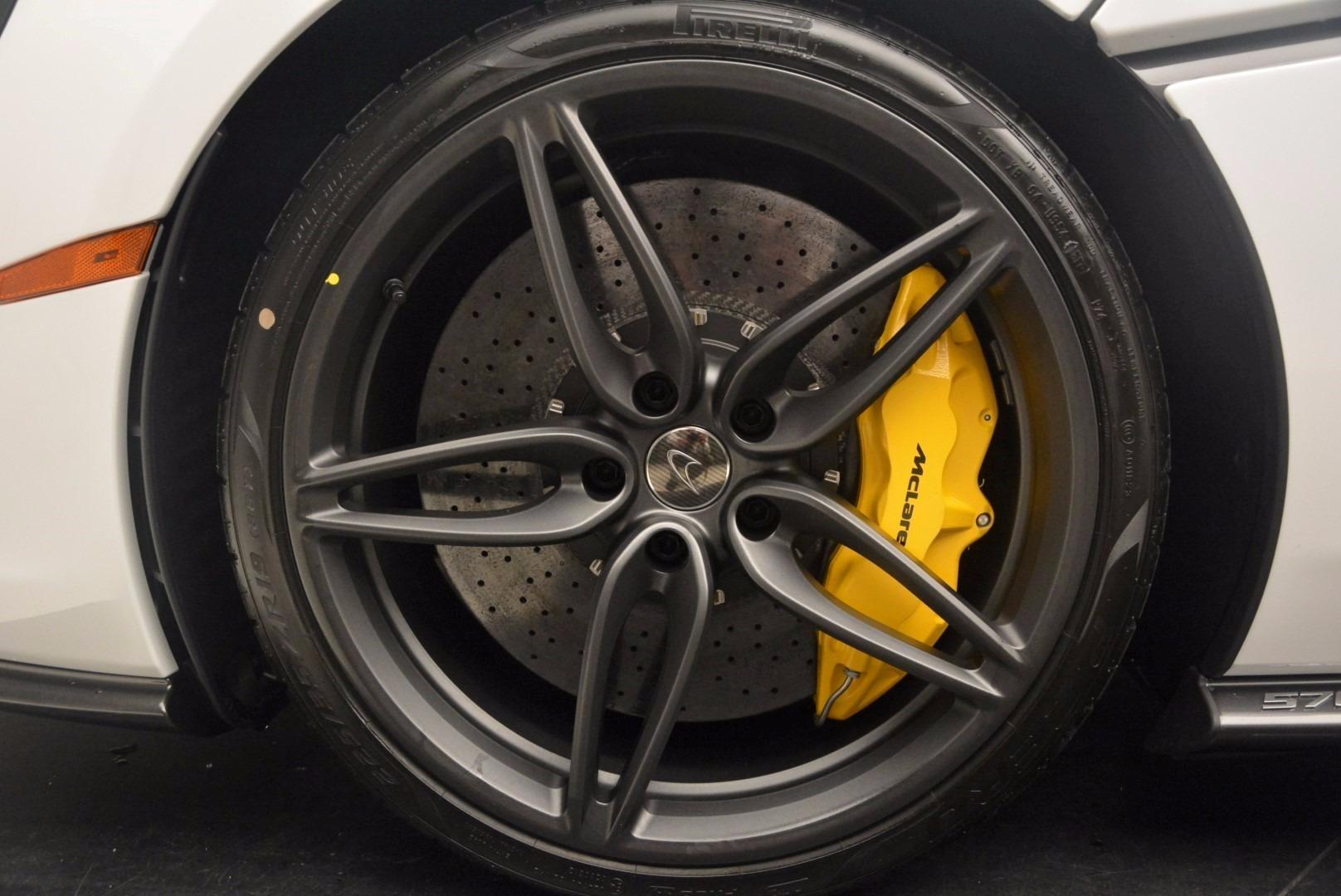 New 2017 McLaren 570S  For Sale In Westport, CT 1452_p16