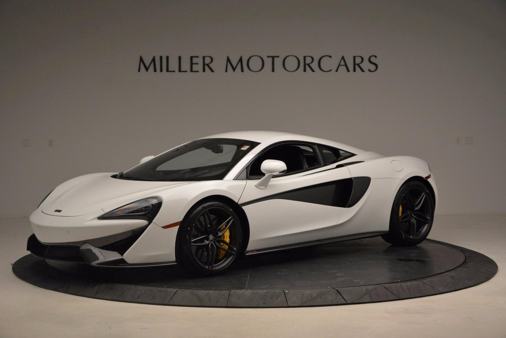 New 2017 McLaren 570S  For Sale In Westport, CT 1452_p2